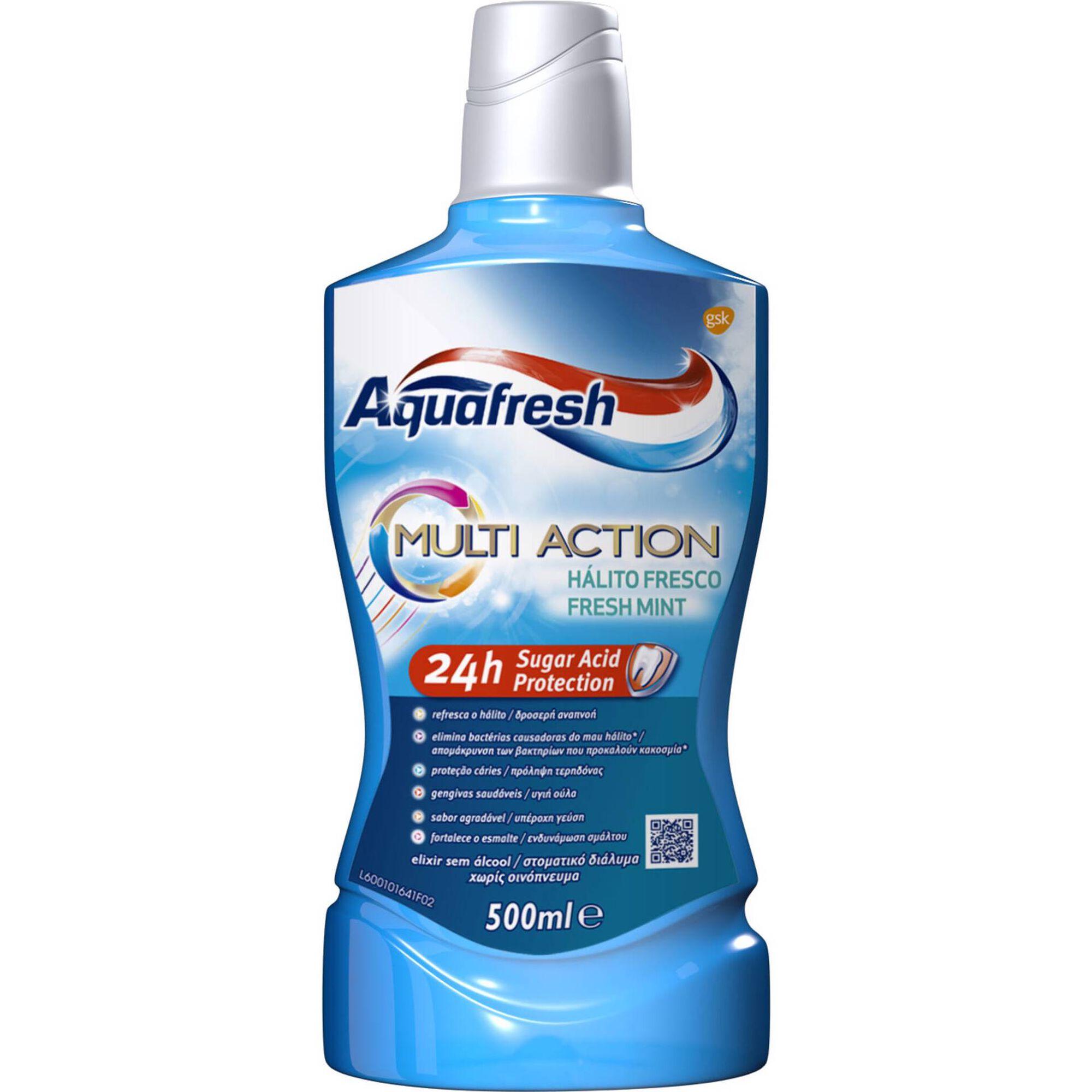 Elixir Bucal Multi Action