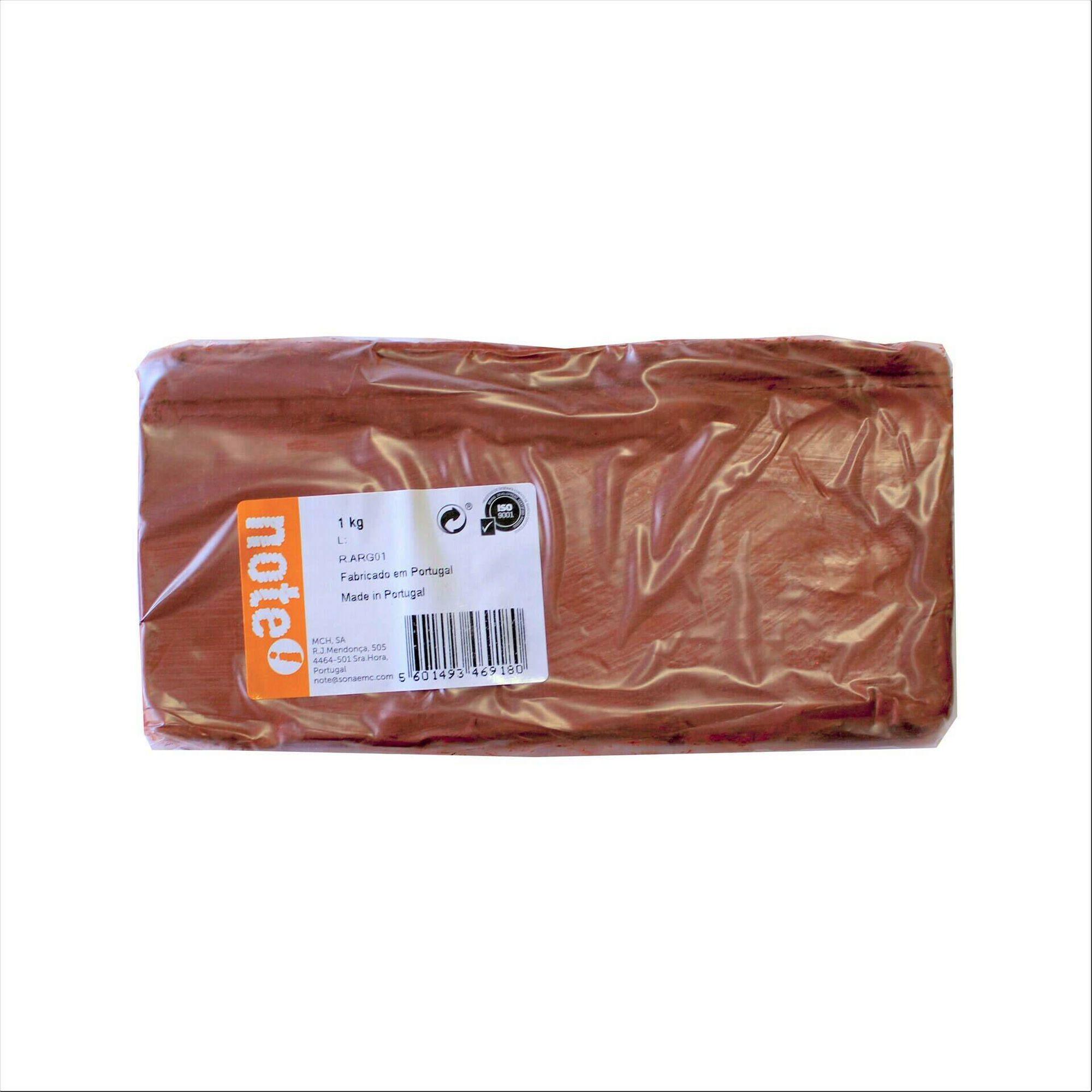 Argila Terracota 1kg