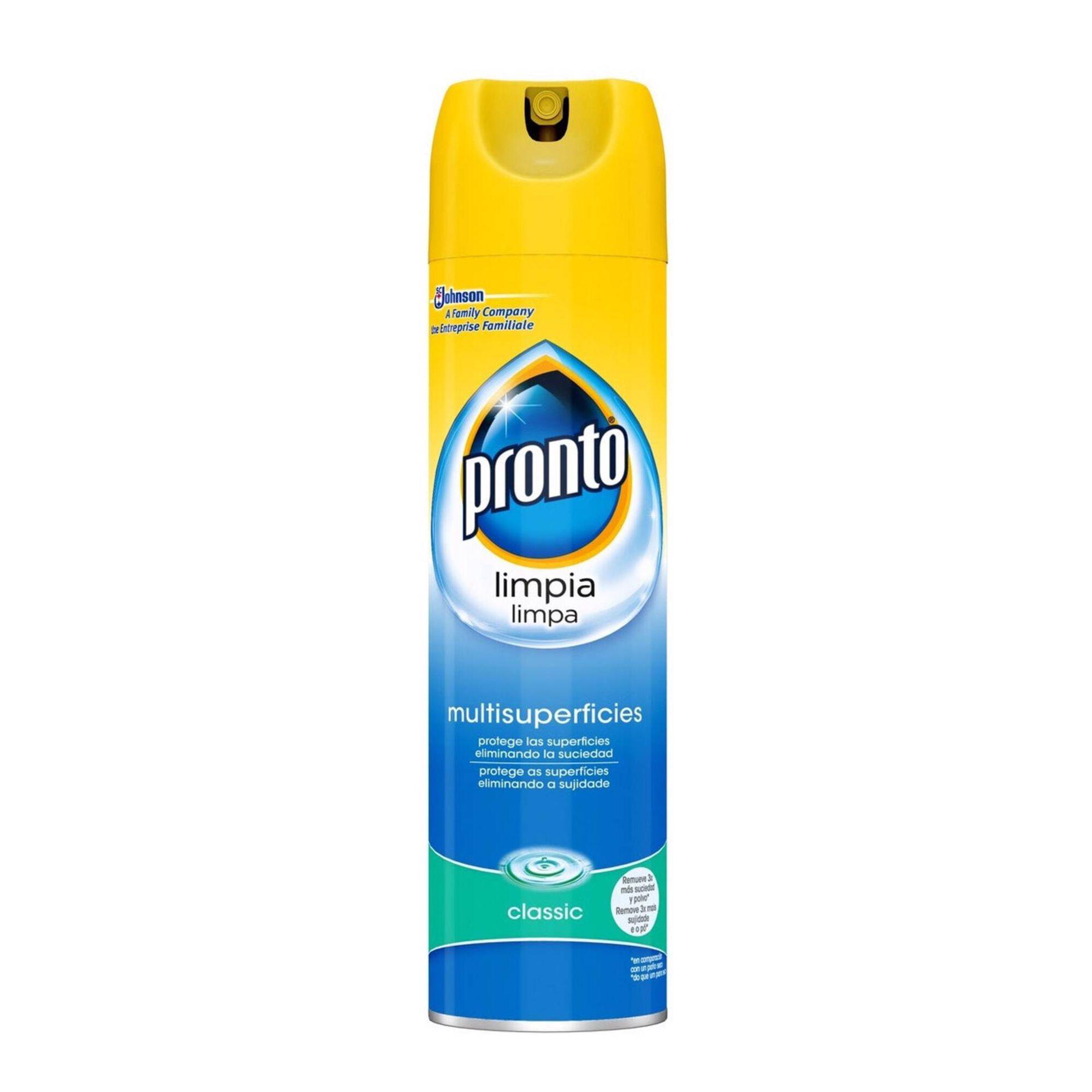 Limpa Móveis Spray Multisuperfícies Clássico