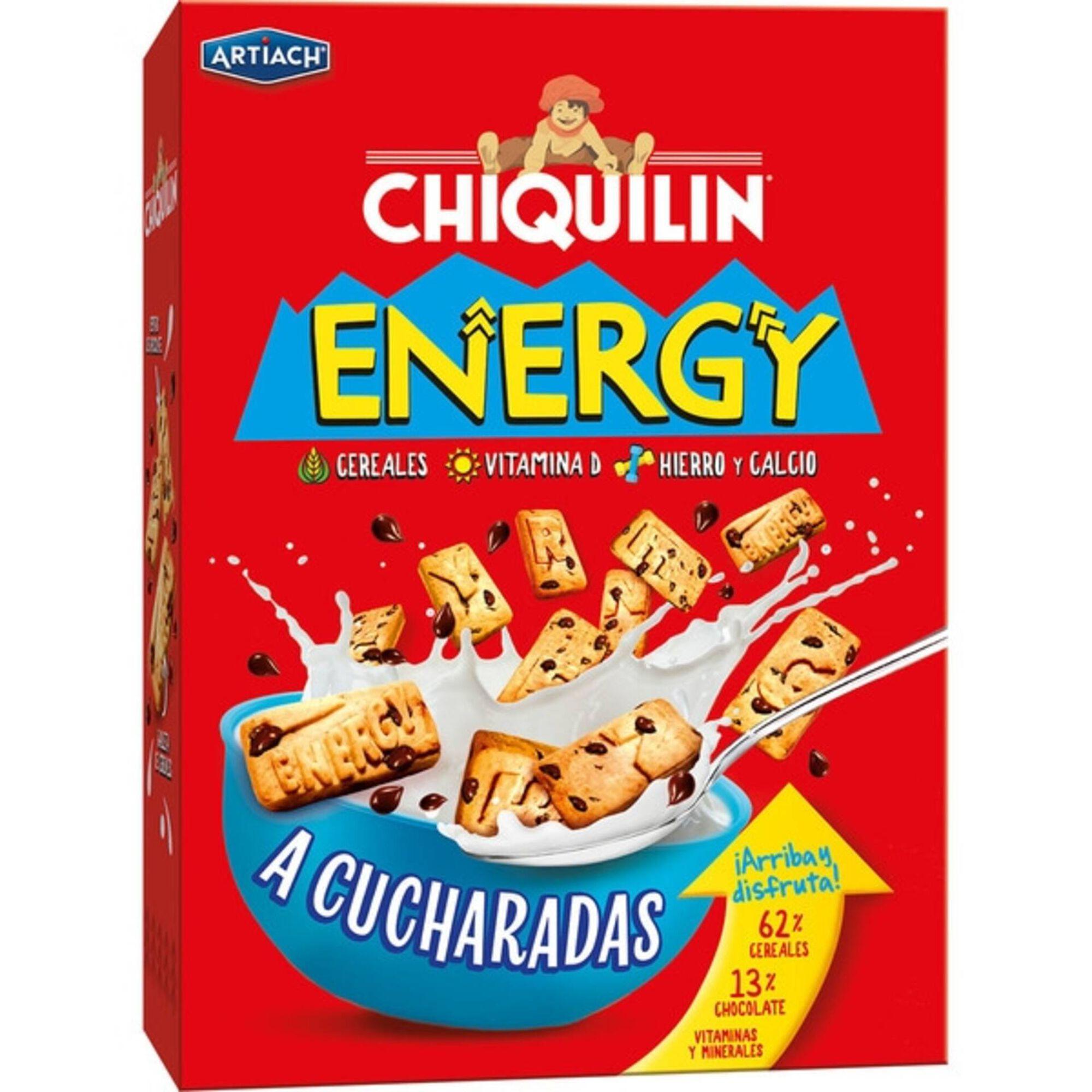 Bolachas Energy Chucaradas Chiquilin