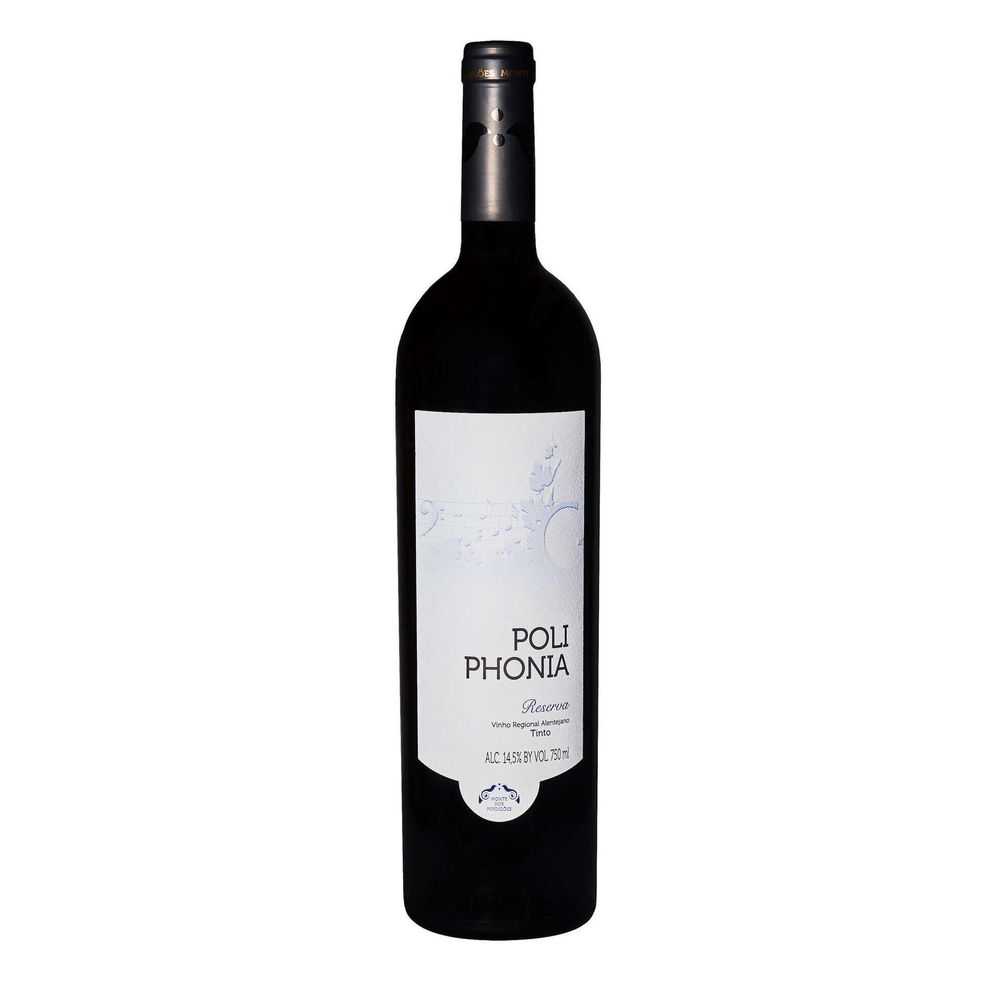 Poliphonia Reserva Regional Alentejano Vinho Tinto