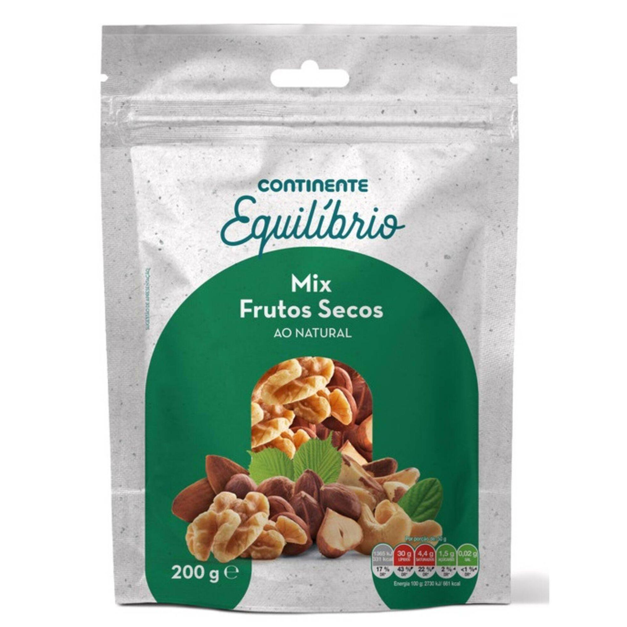 Snack Mix Frutos Secos Natural