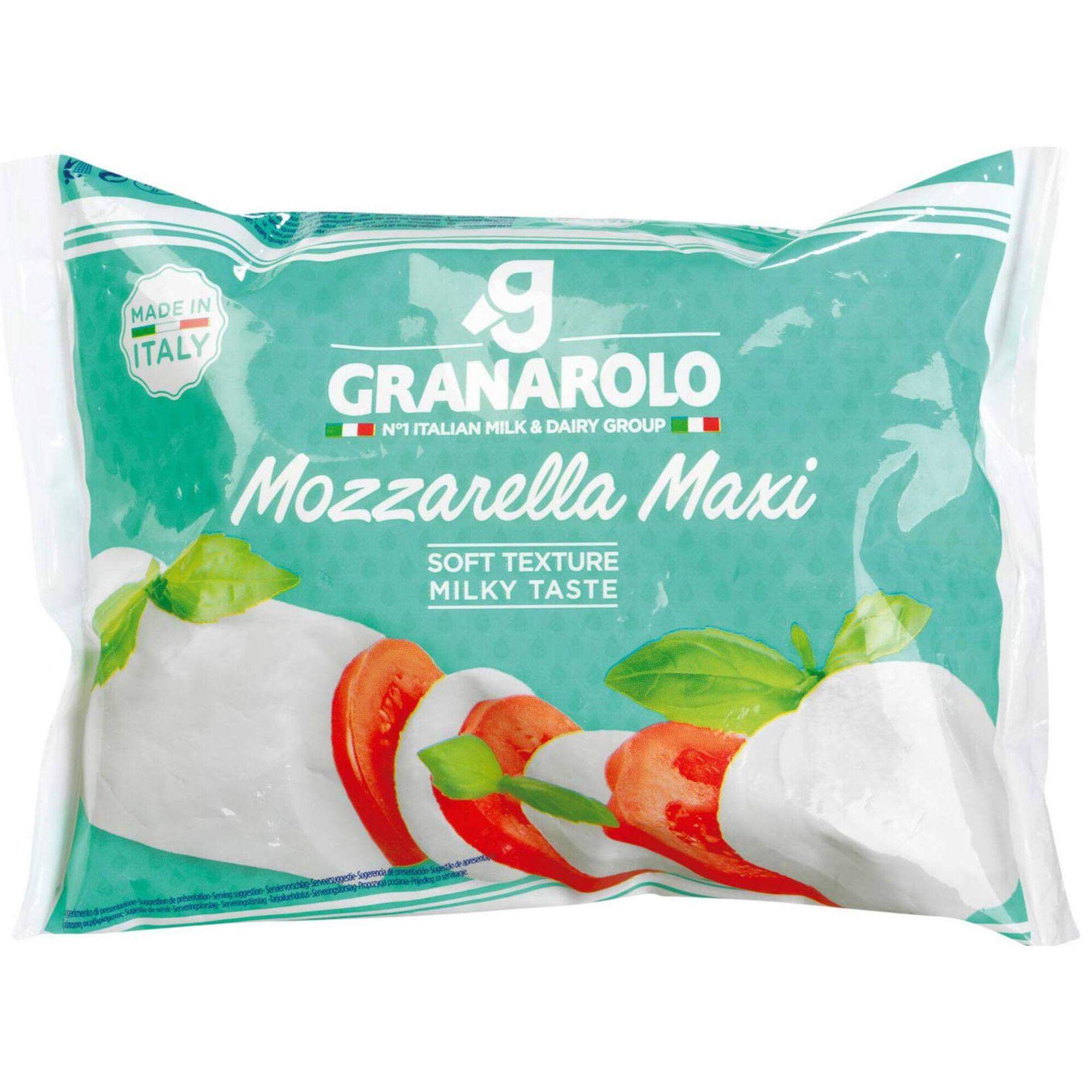 Queijo Mozzarella Maxi