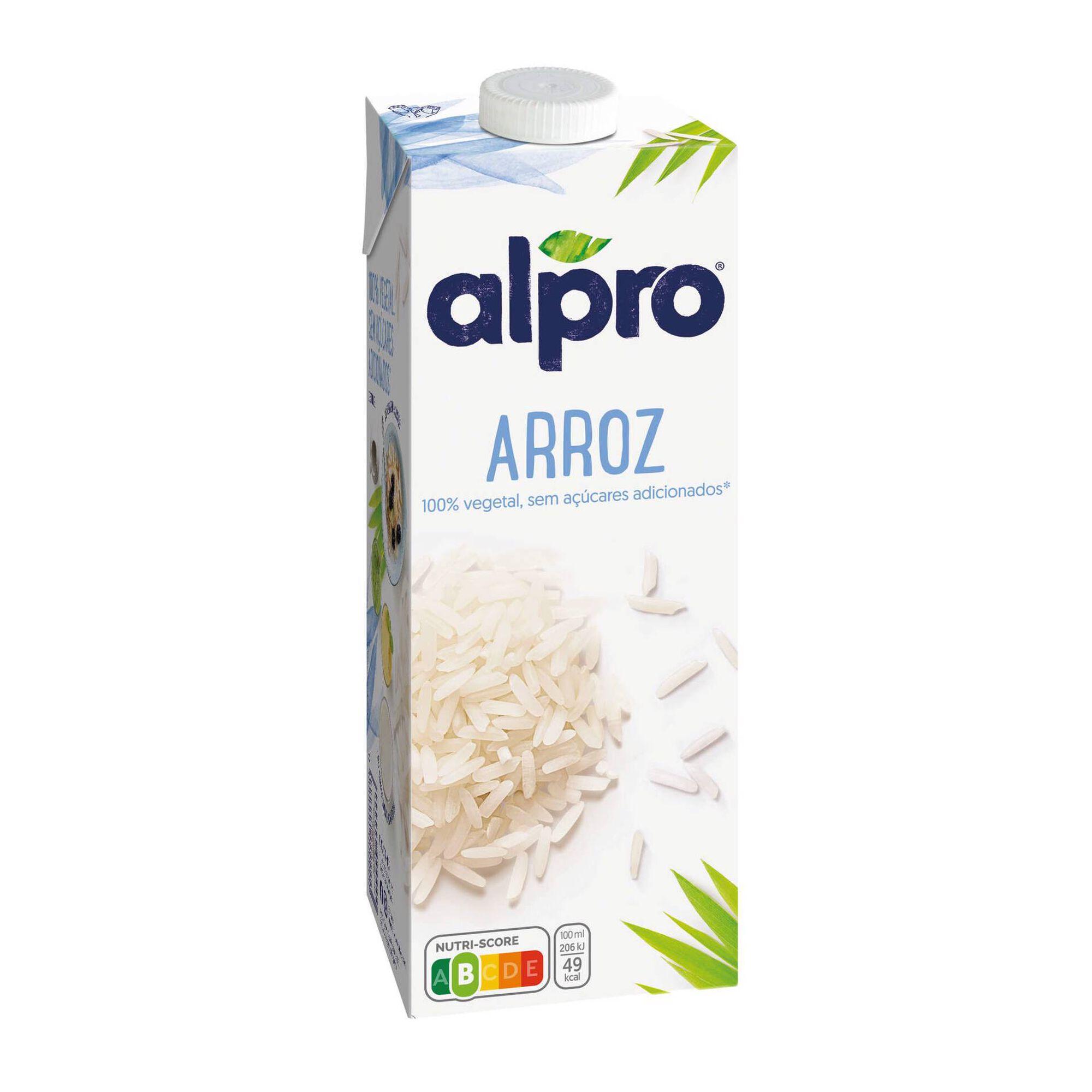 Bebida Vegetal de Arroz Original sem Lactose
