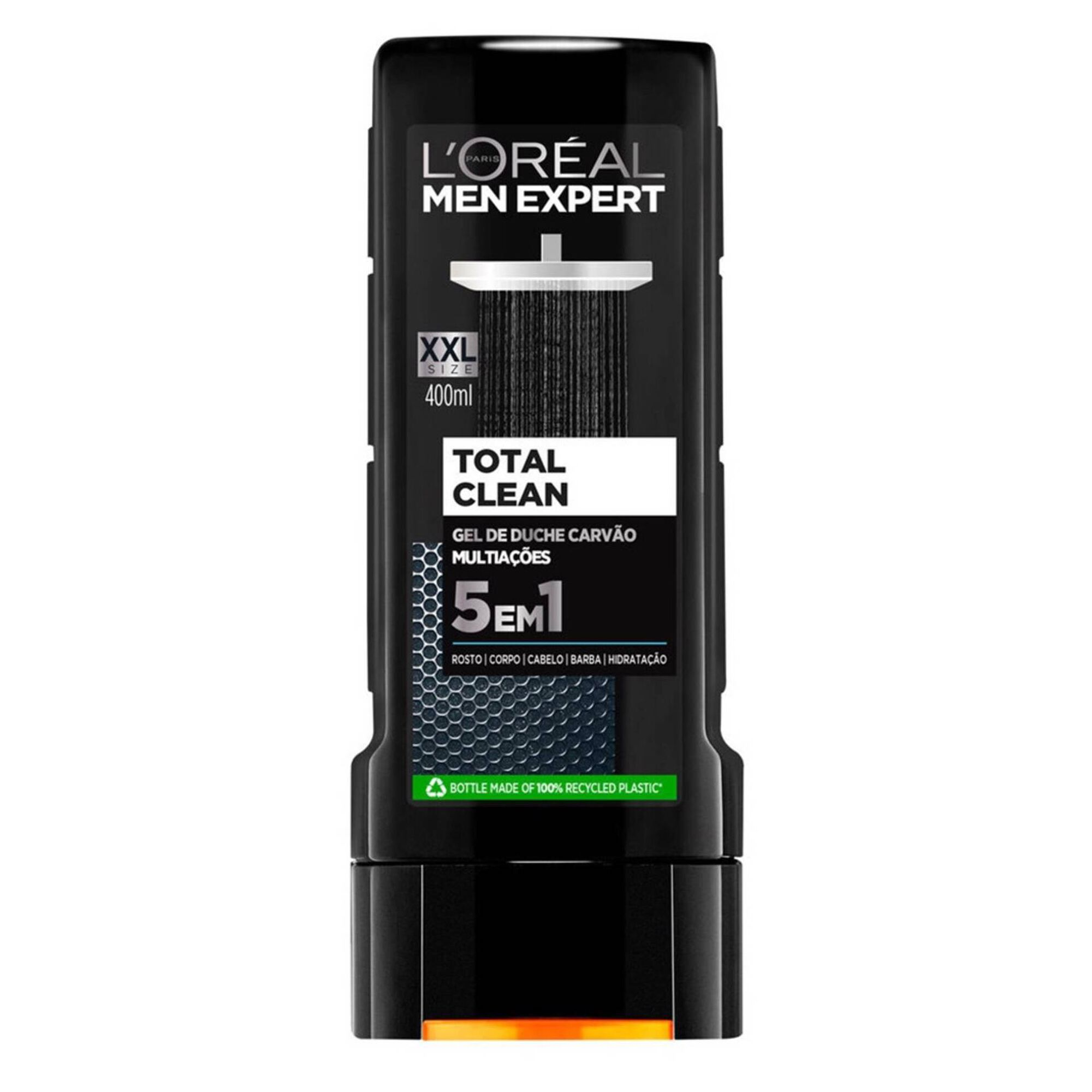 Gel de Banho Men Expert Total Clean