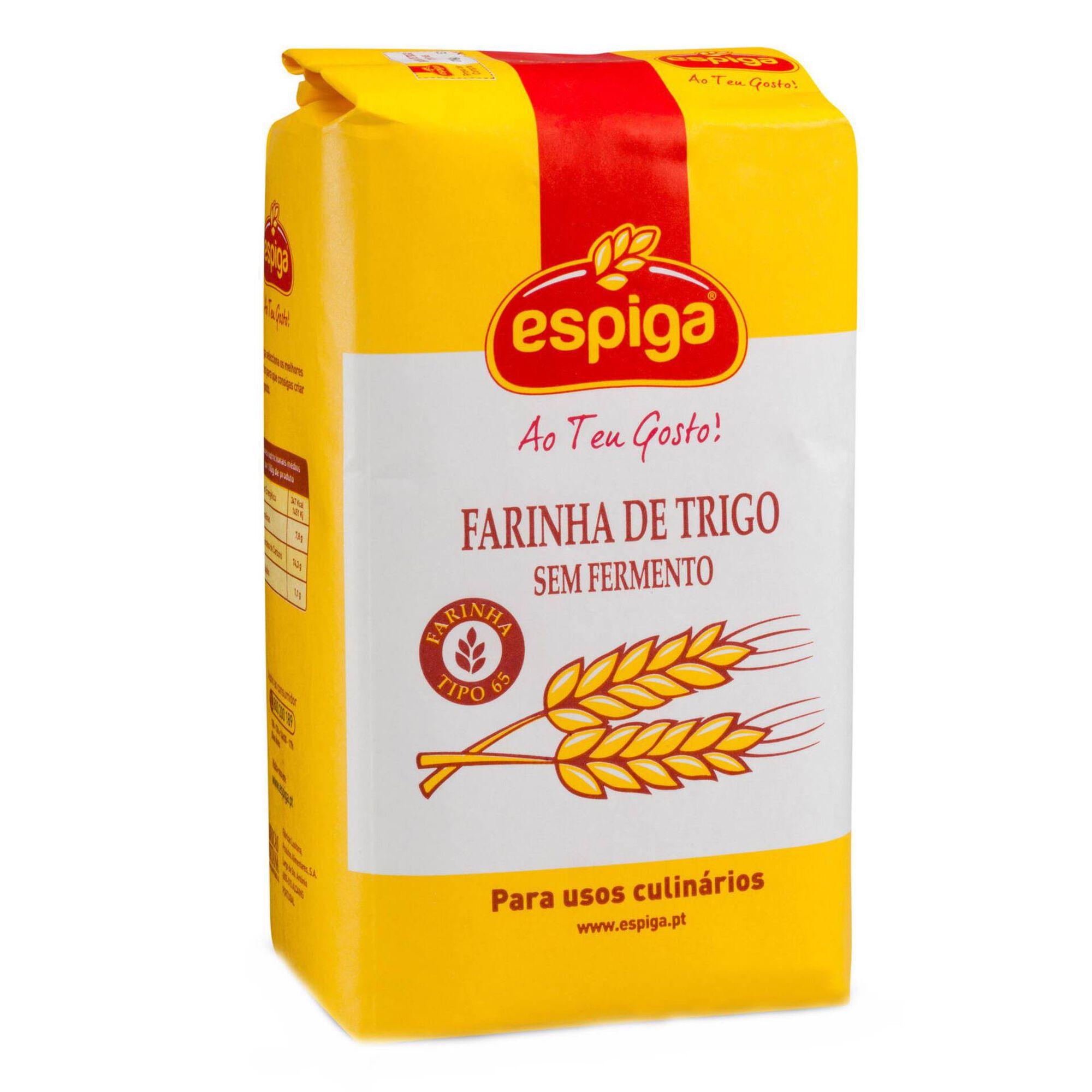 Farinha de Trigo Fina T65