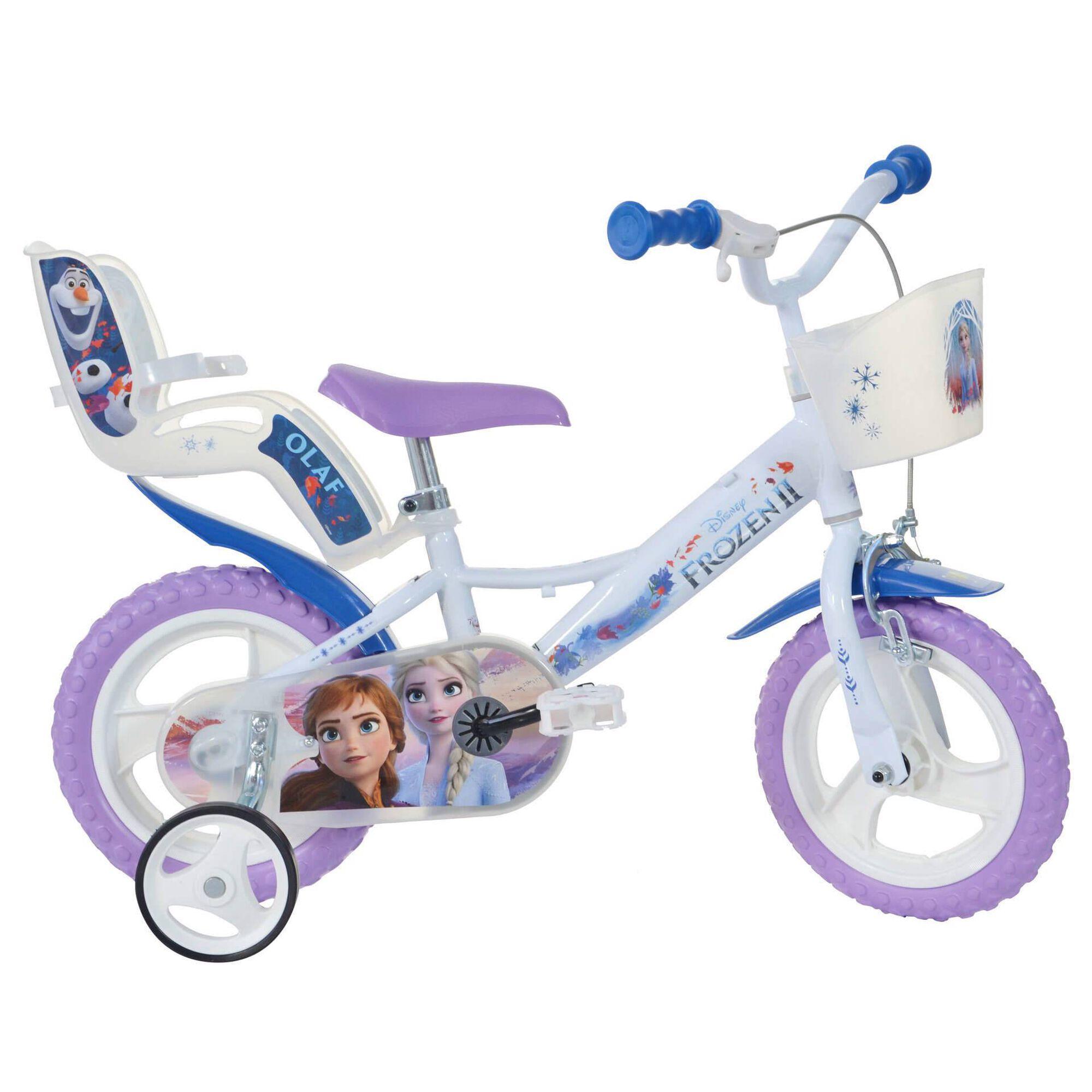 Bicicleta Criança Roda 12'' 3-5 Anos