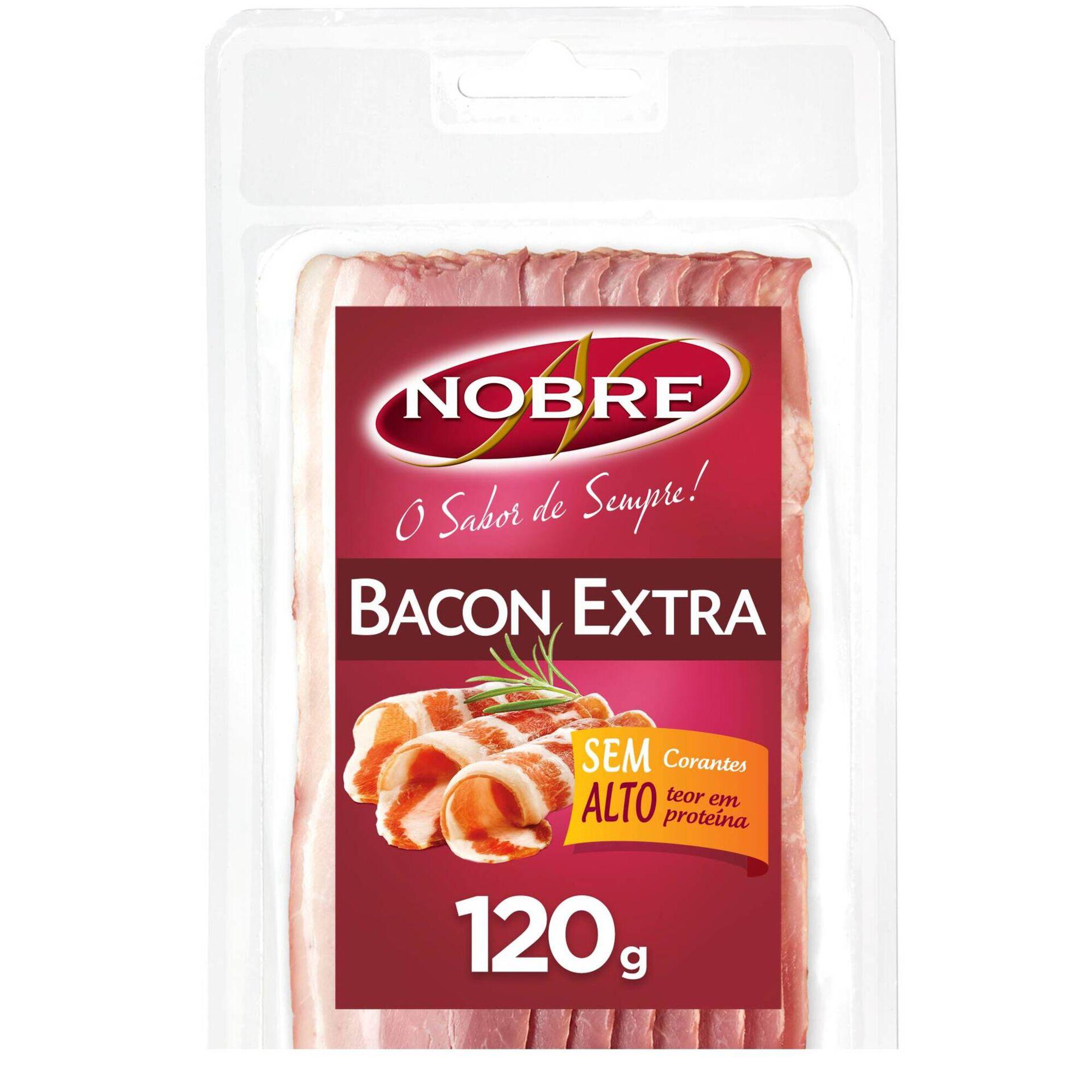 Bacon Fatias Clássicas
