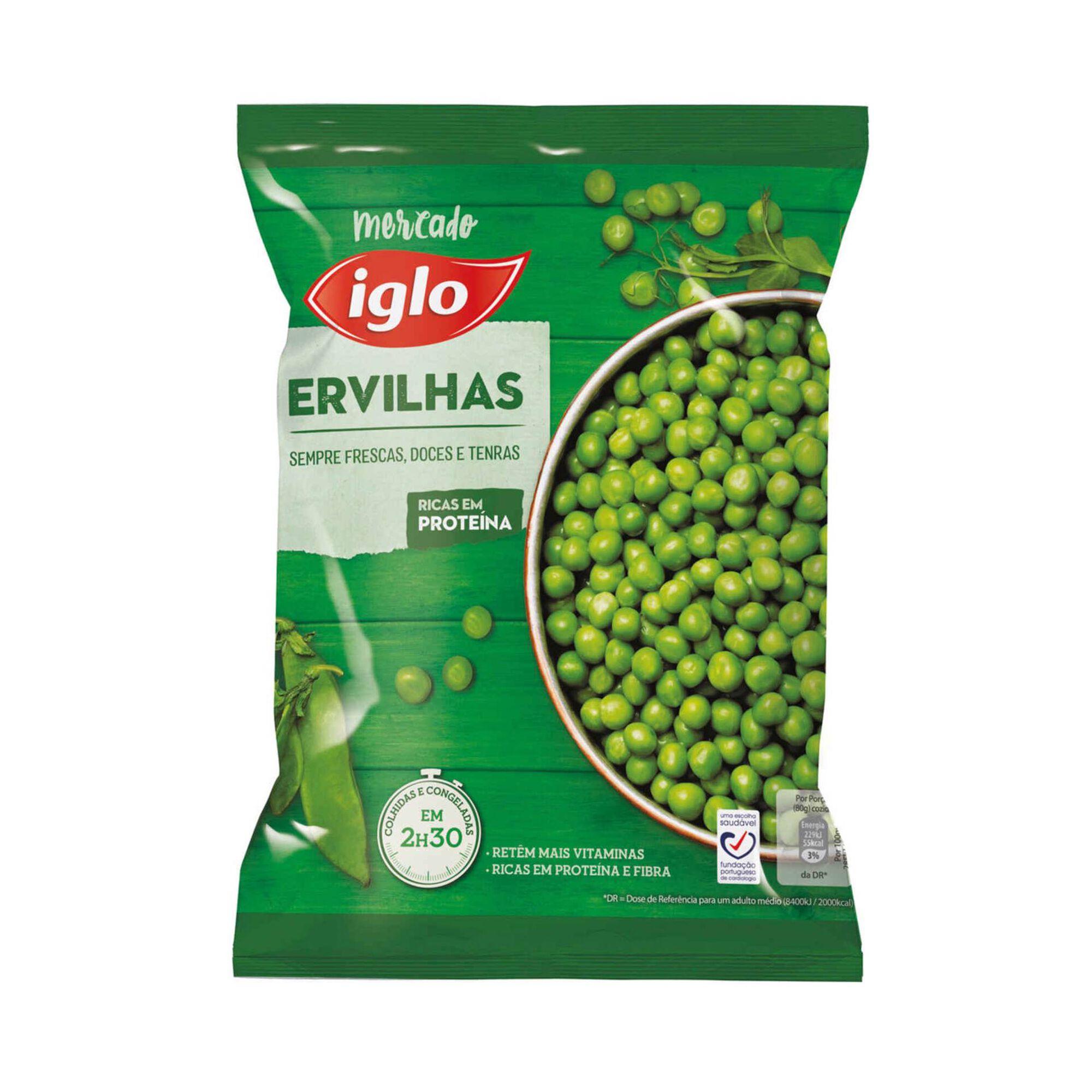 Ervilhas