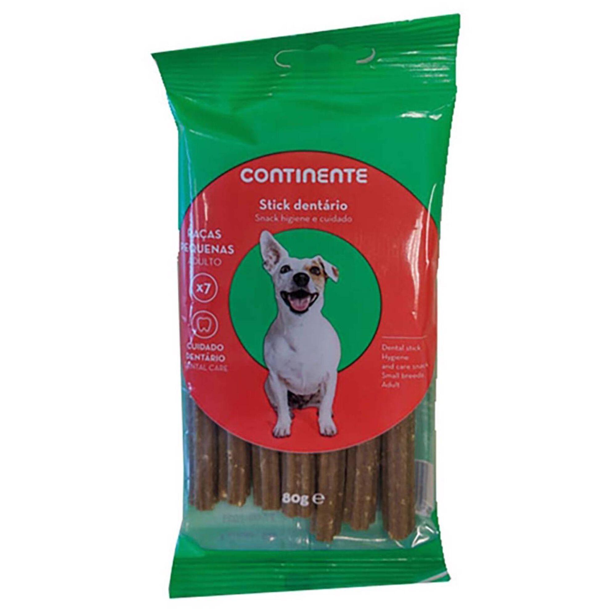 Snack para Cão Adulto Raças Pequenas Dental Care