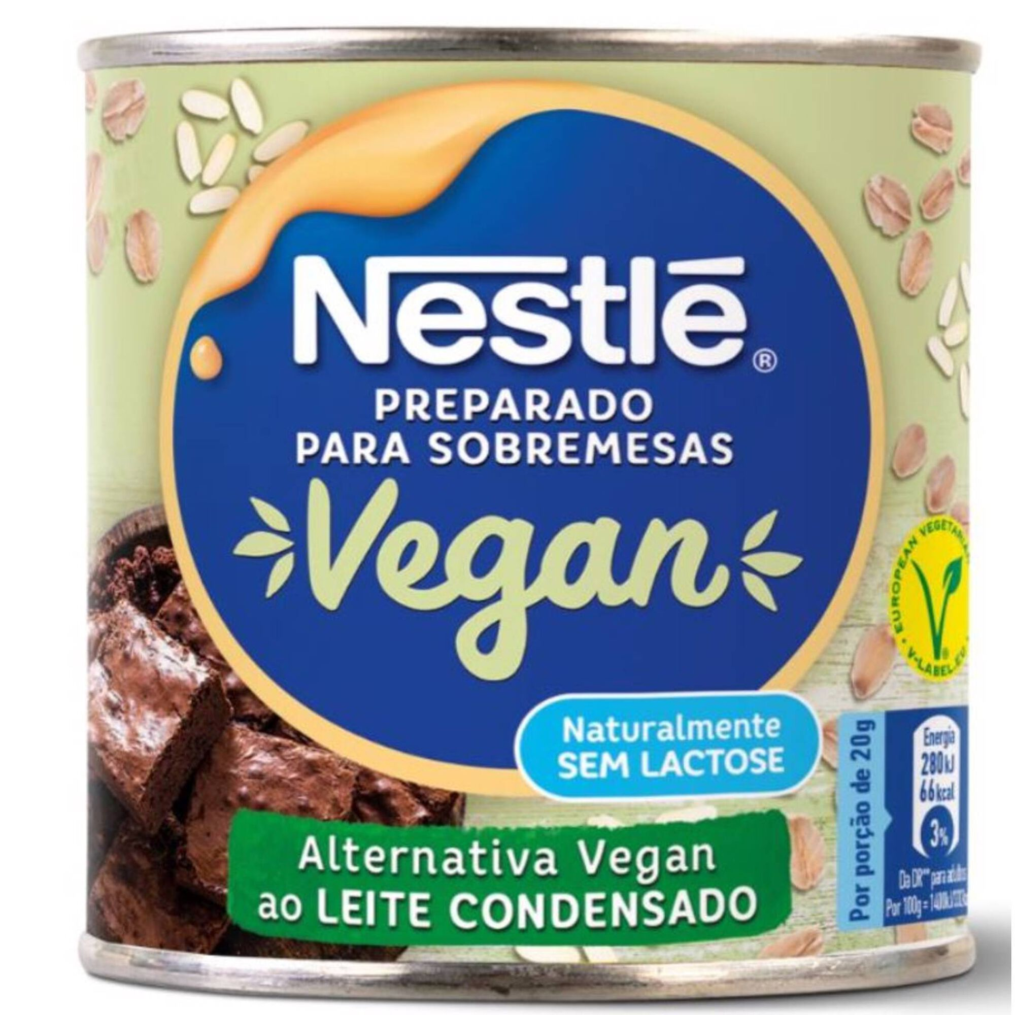 Preparado para Sobremesas Vegan