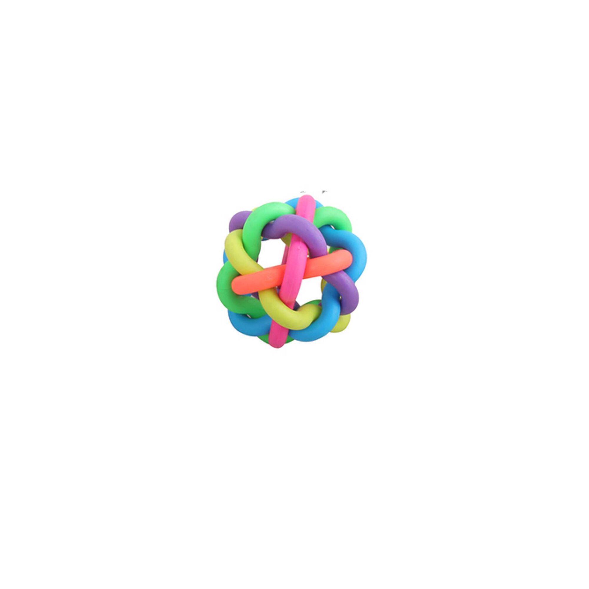 Brinquedo para Cão Rainbow World Ball L