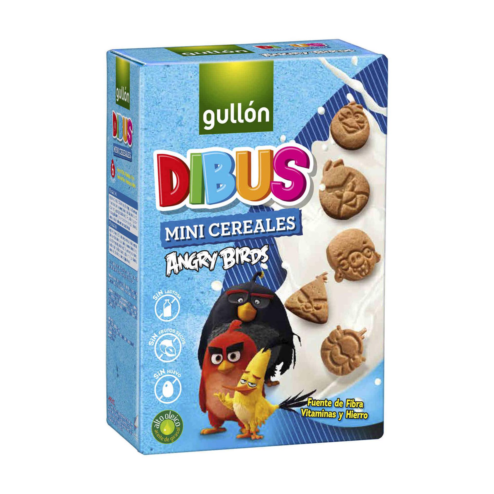 Bolachas Dibus Angry Birds
