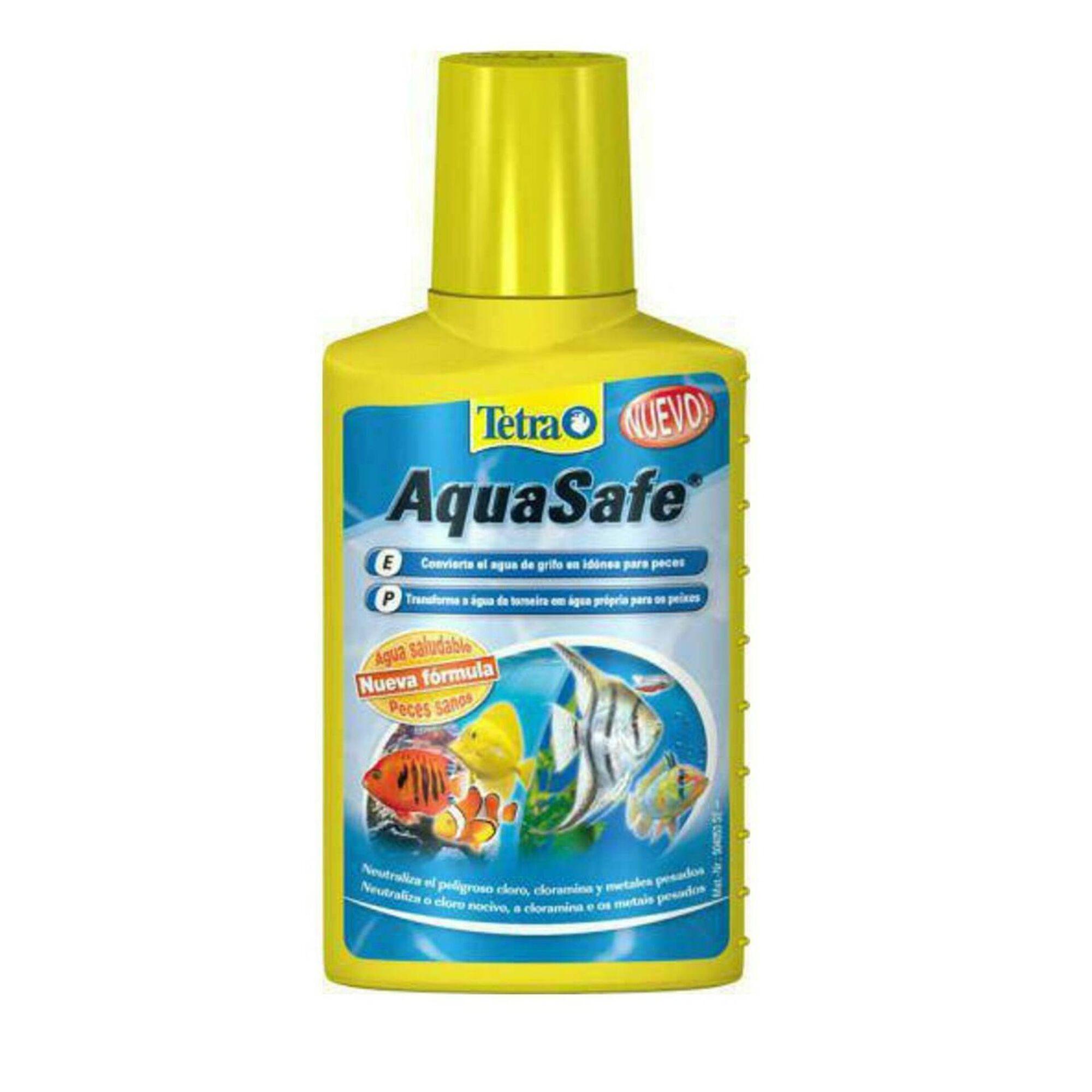 Acondicionador Aquasafe