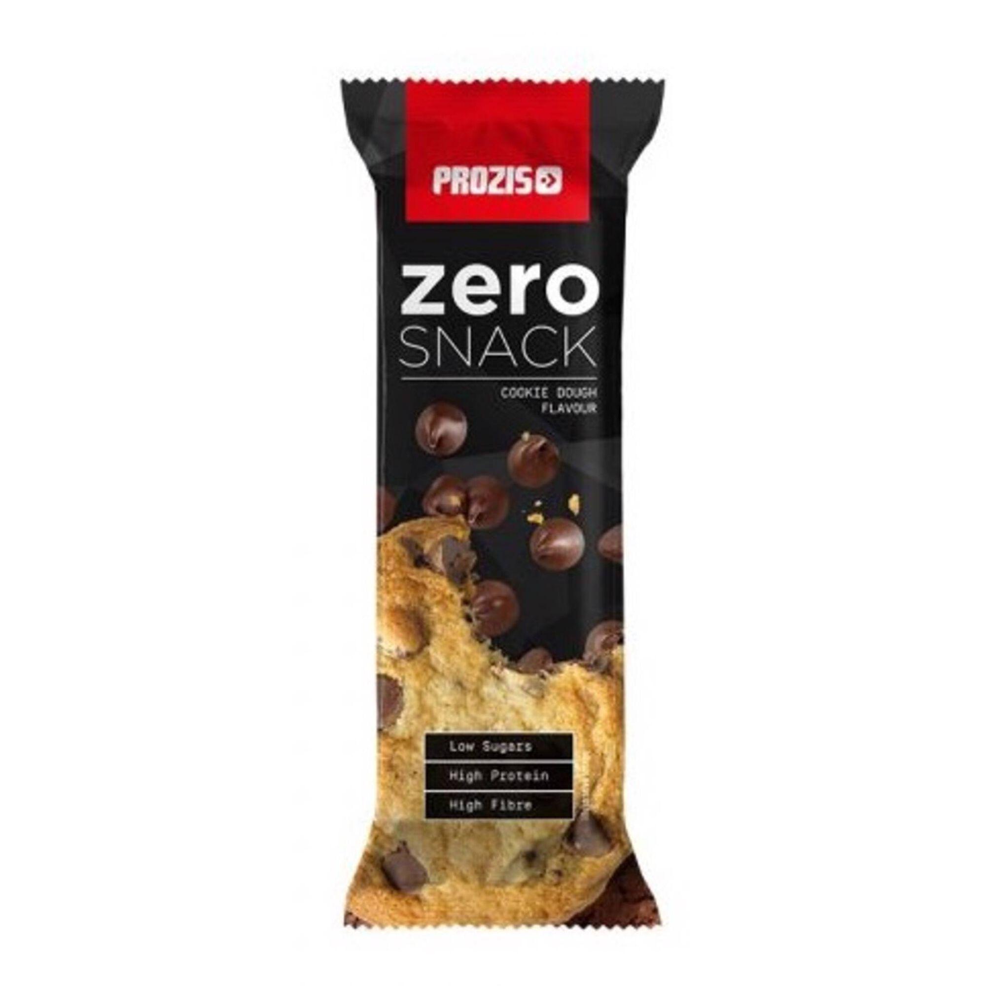 Barra Proteica Biscoito e Pepitas Chocolate Zero