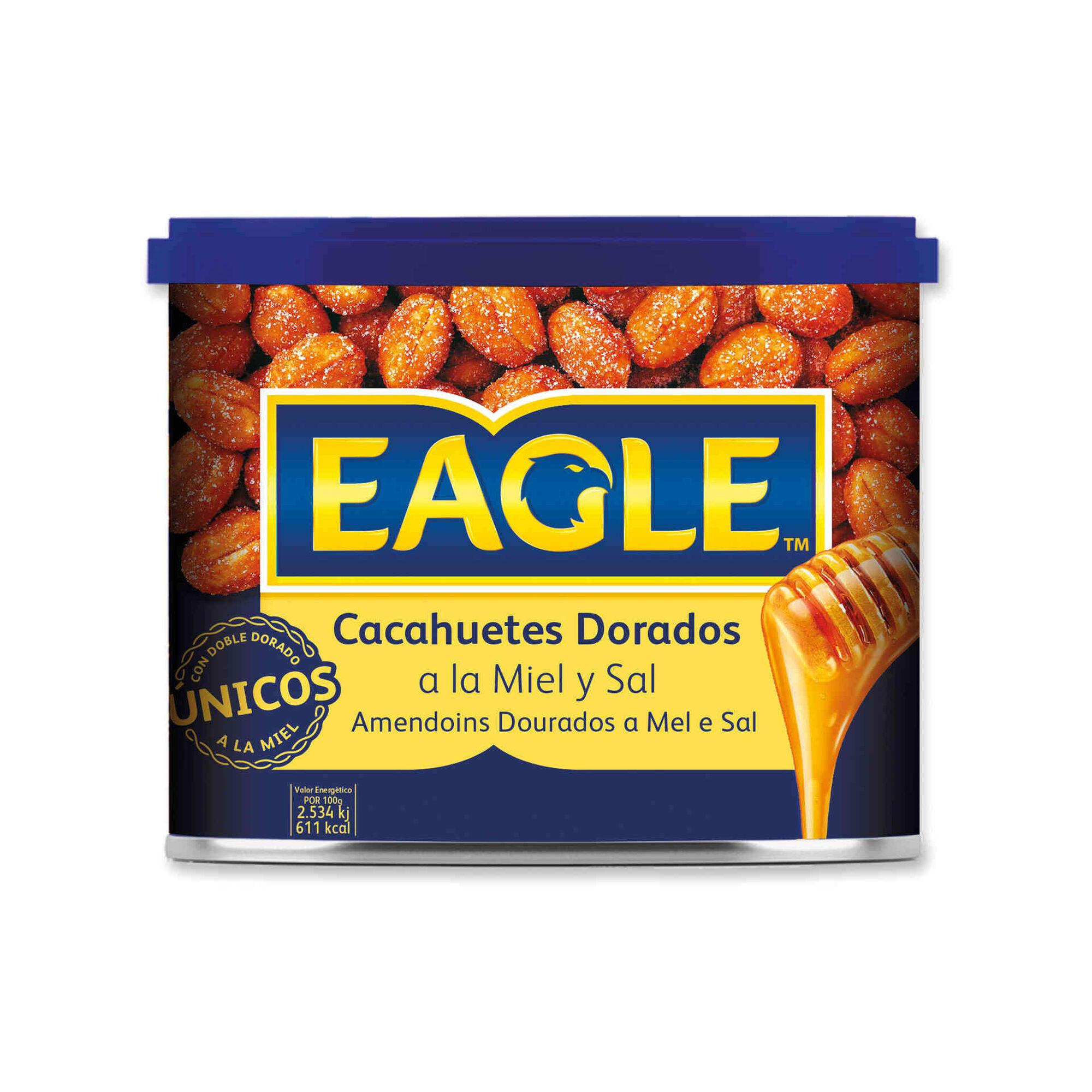 Snack Amendoim com Mel e Sal