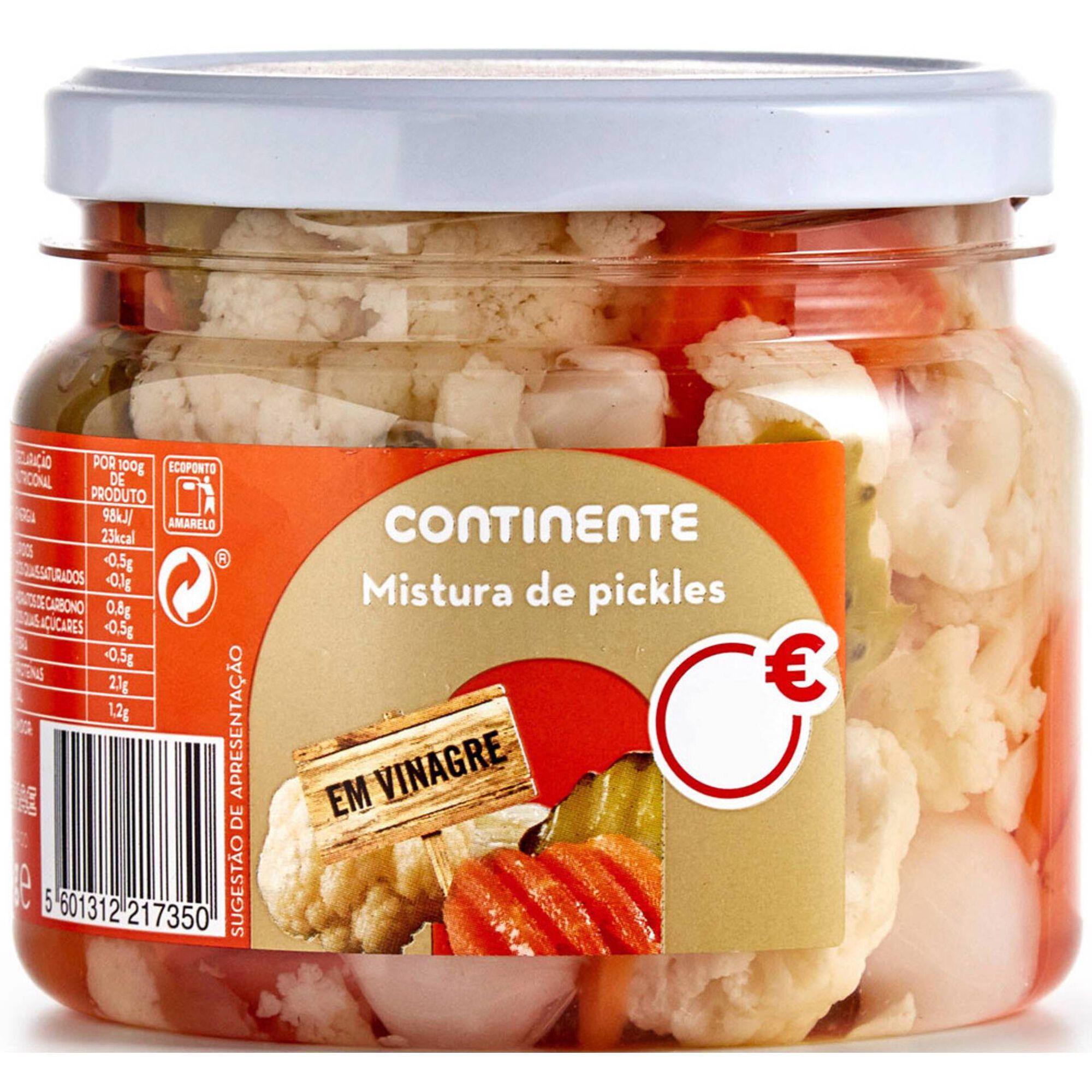Mistura de Pickles