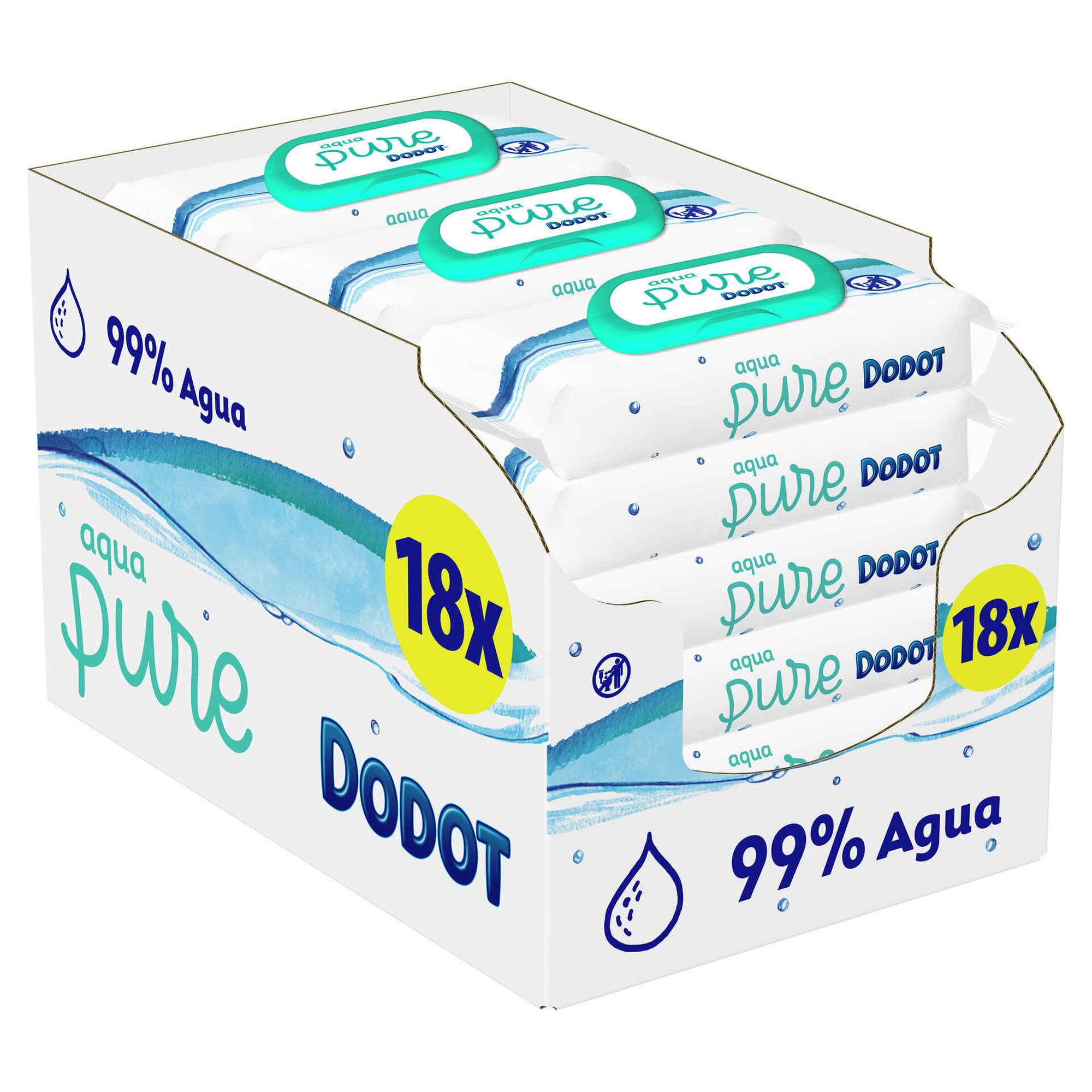 Box Toalhitas Bebé Pure XXL