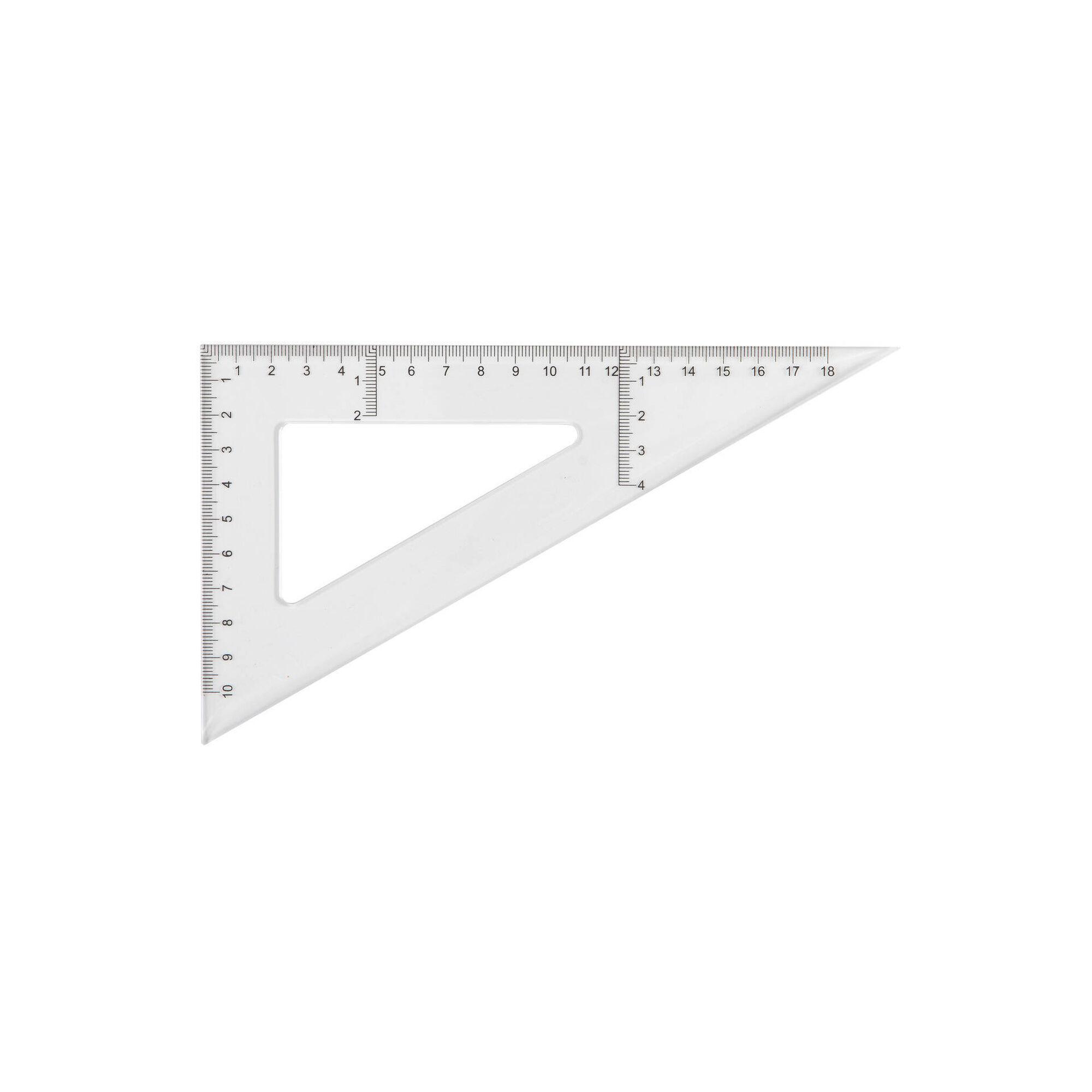 Esquadro 60º 18cm