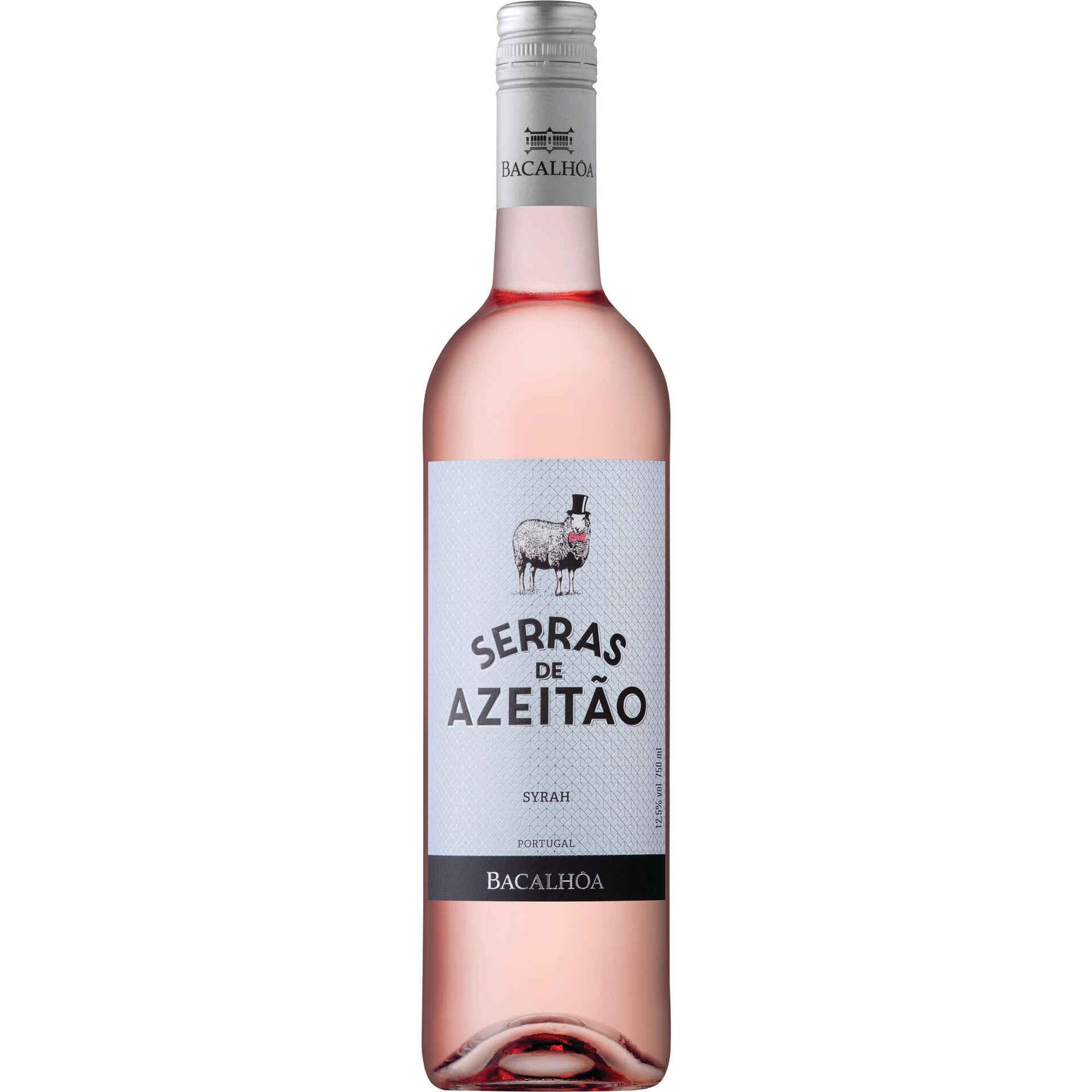 Serras Azeitão Regional Península de Setúbal Vinho Rosé