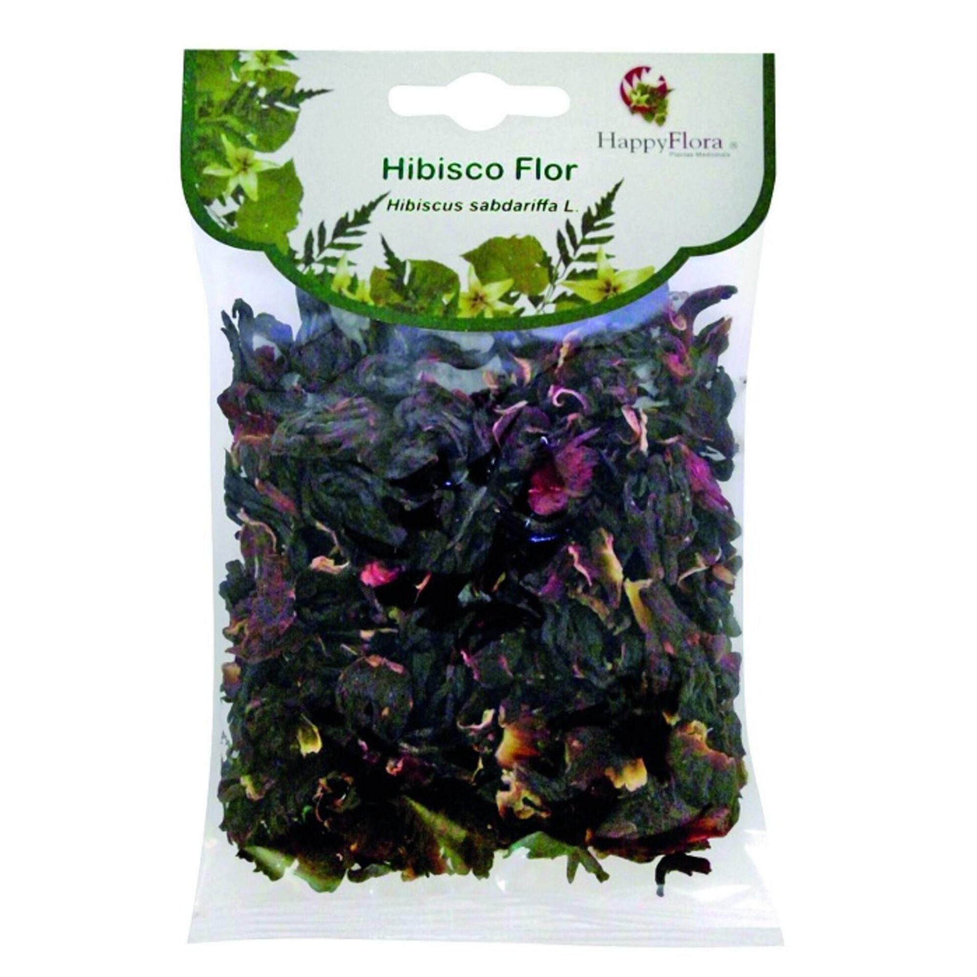 Chá Hibisco Flor