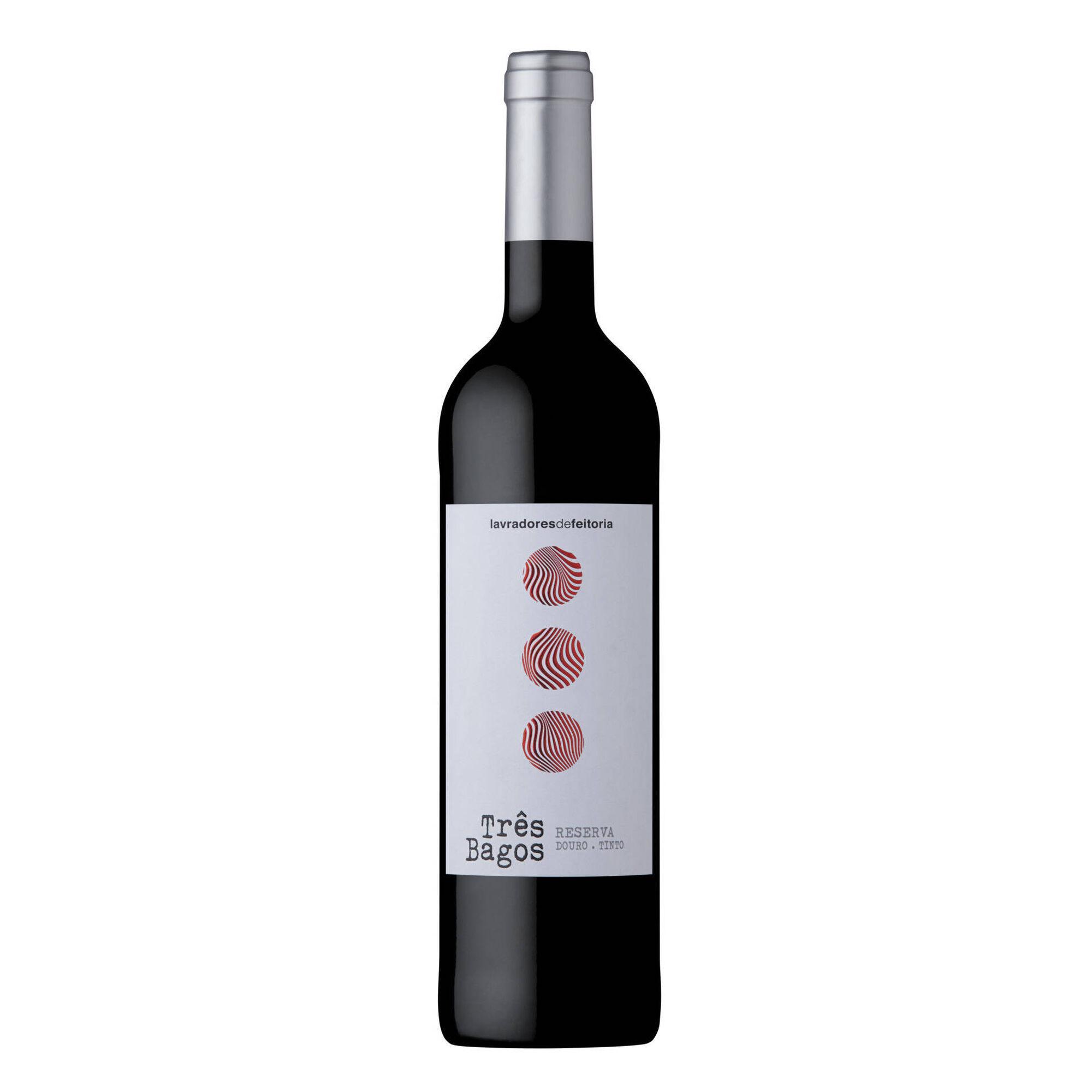 Três Bagos Reserva DOC Douro Vinho Tinto