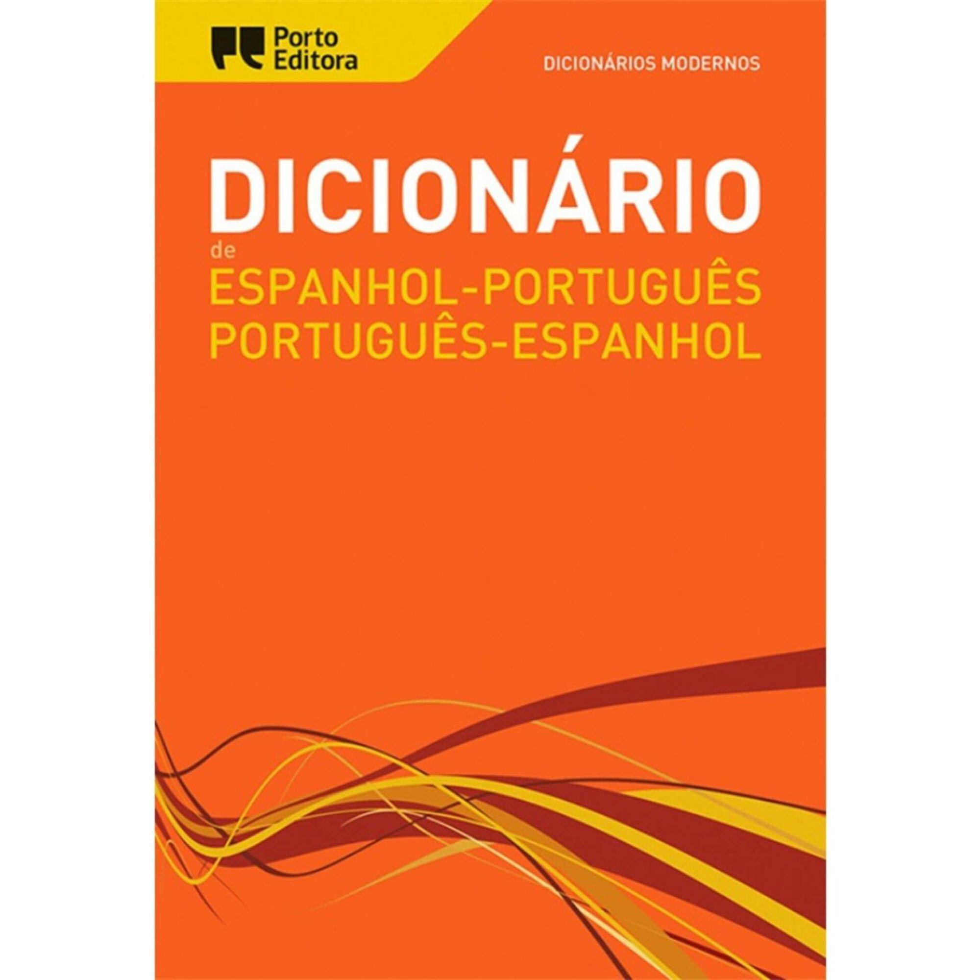 Dicionário Moderno Português-Espanhol/Espanhol-Português