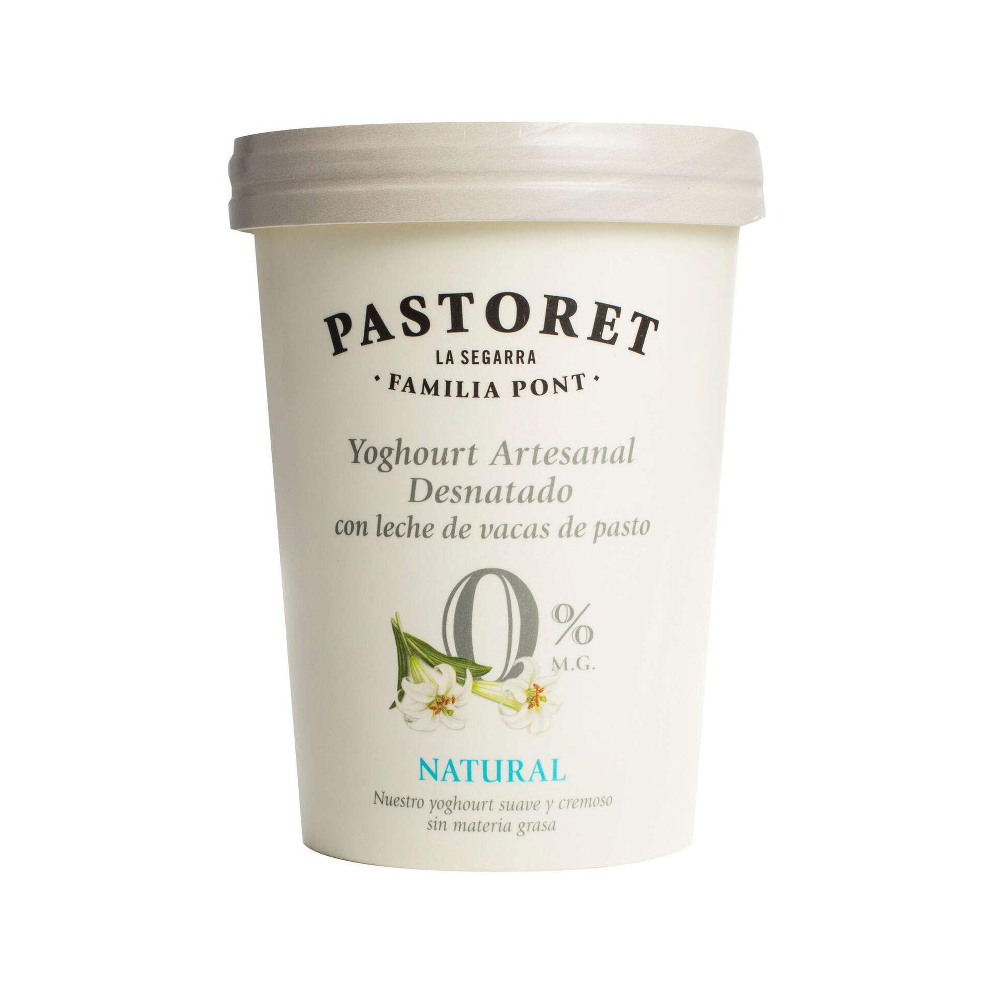 Iogurte Magro Natural