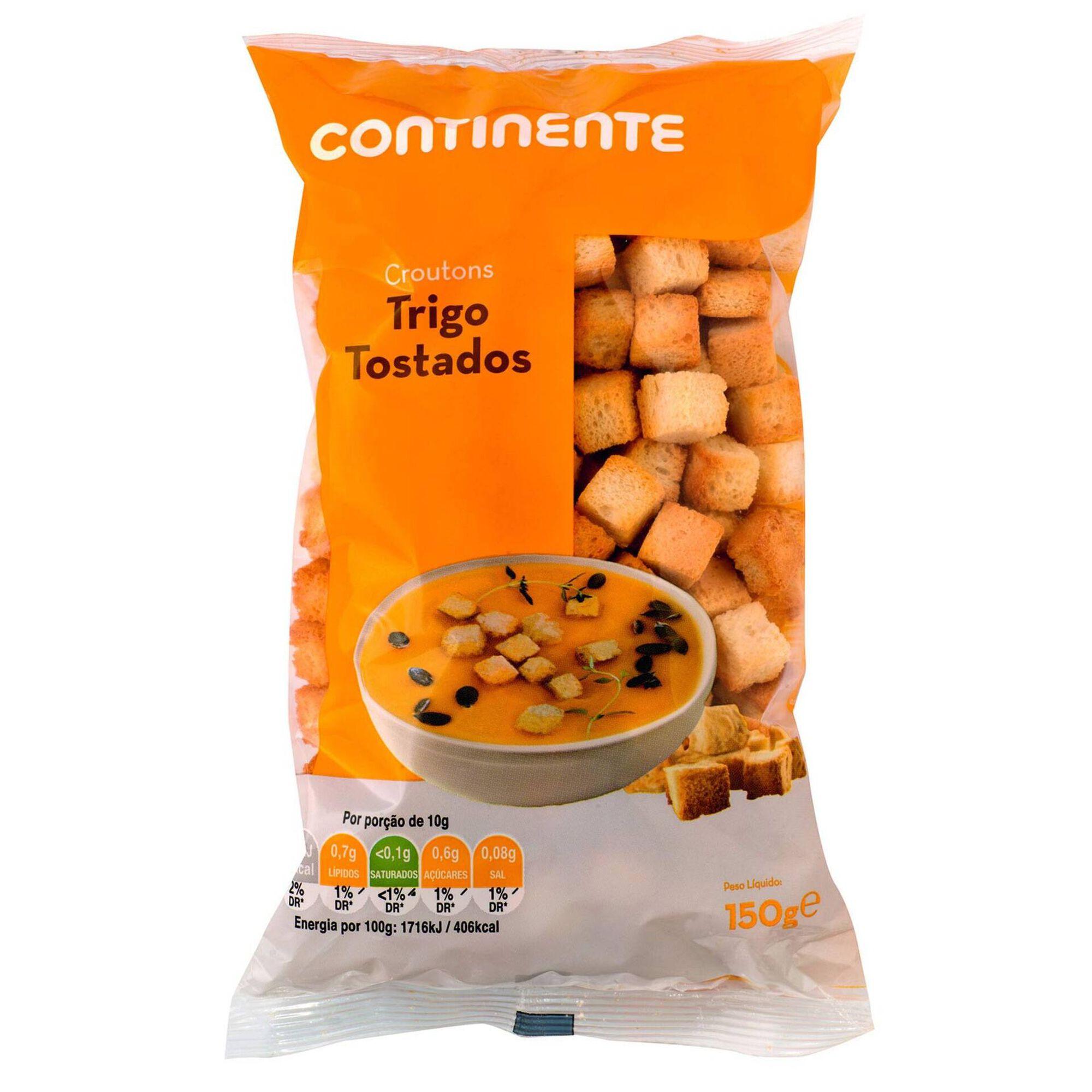 Croutons Trigo Tostado