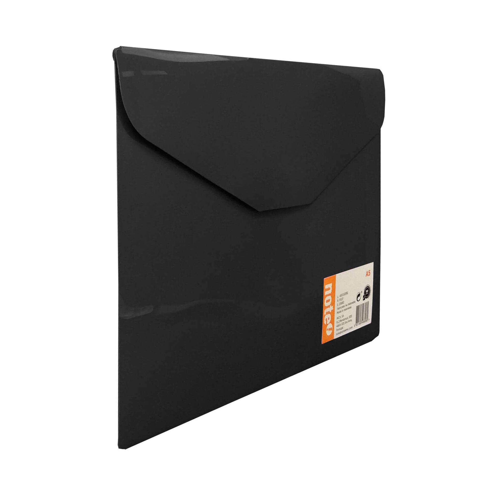 Classificador Envelope com Mola A5 (várias cores)