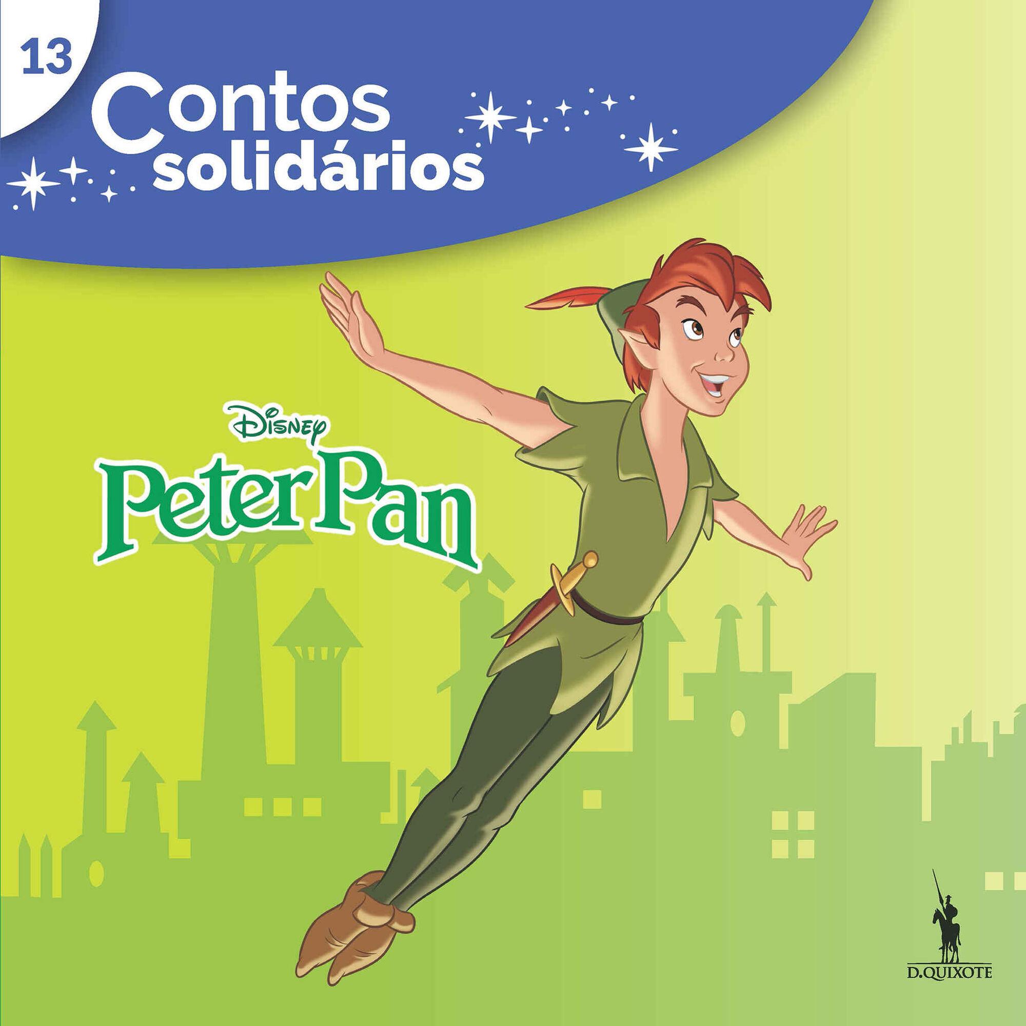 Contos Solidários 13 - Peter Pan