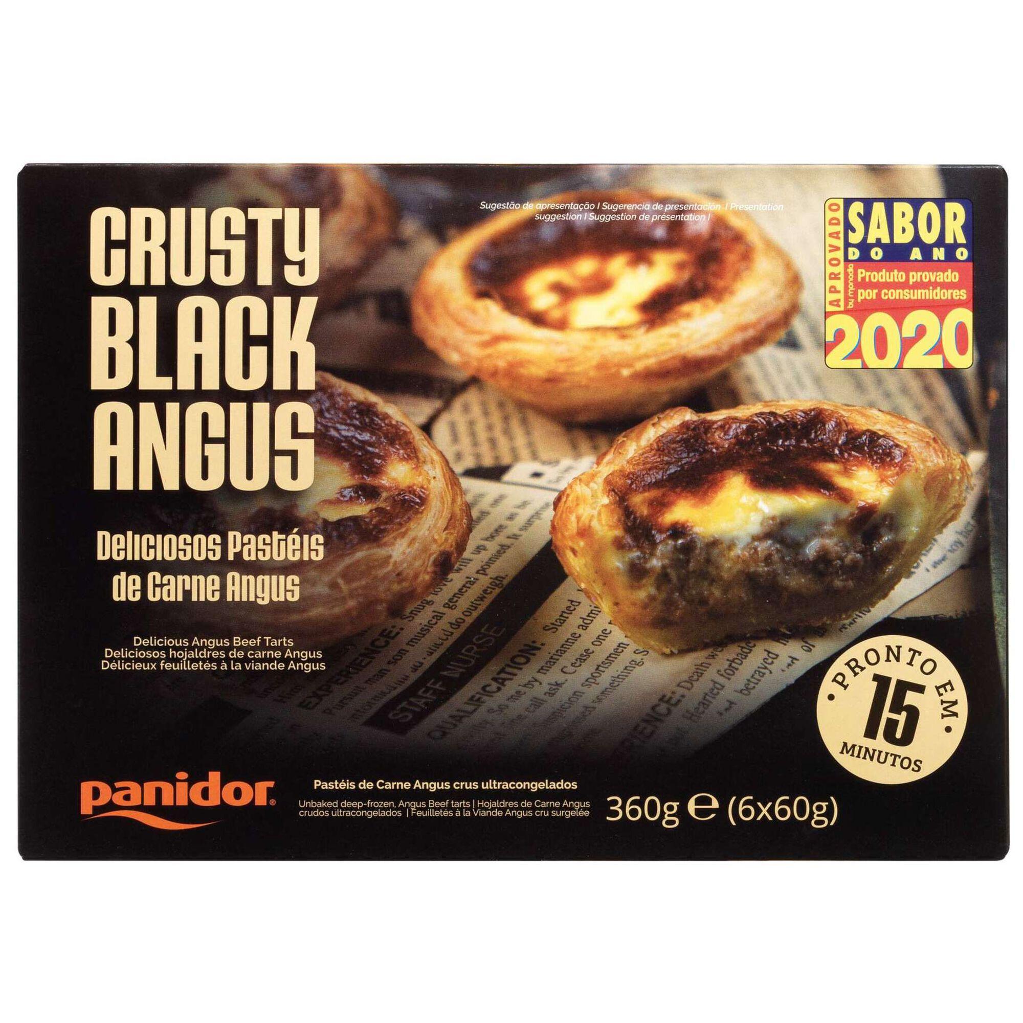 Pastéis de Carne Black Angus