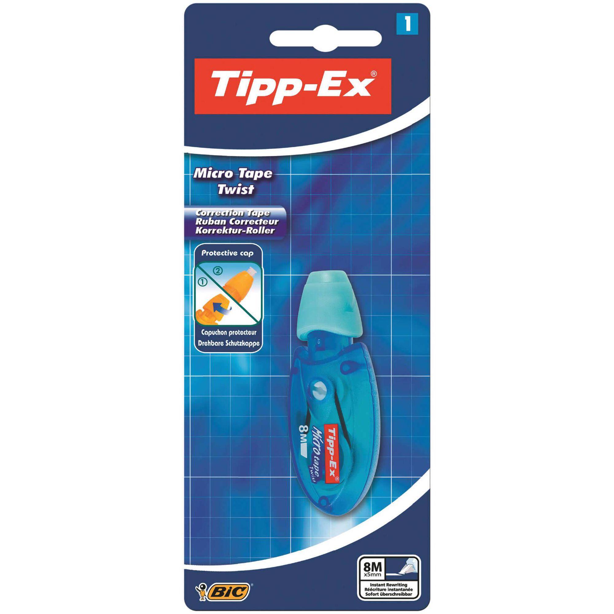 Fita Corretora Micro Tape Twist 5mm x 8m
