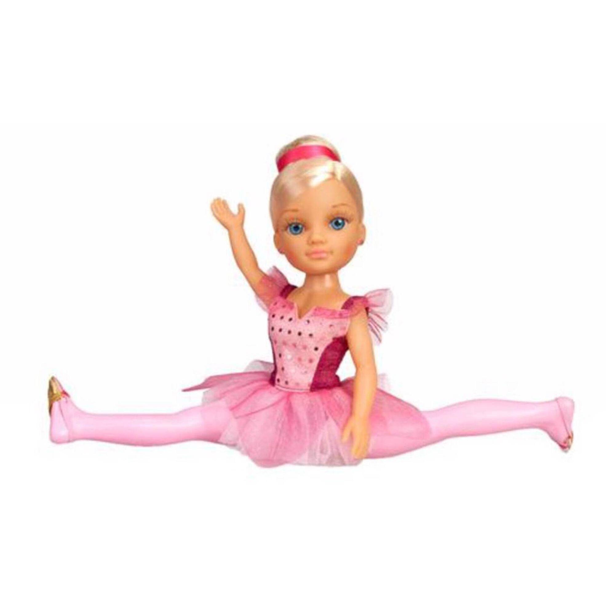 Boneca Nancy Um Dia de Ballet
