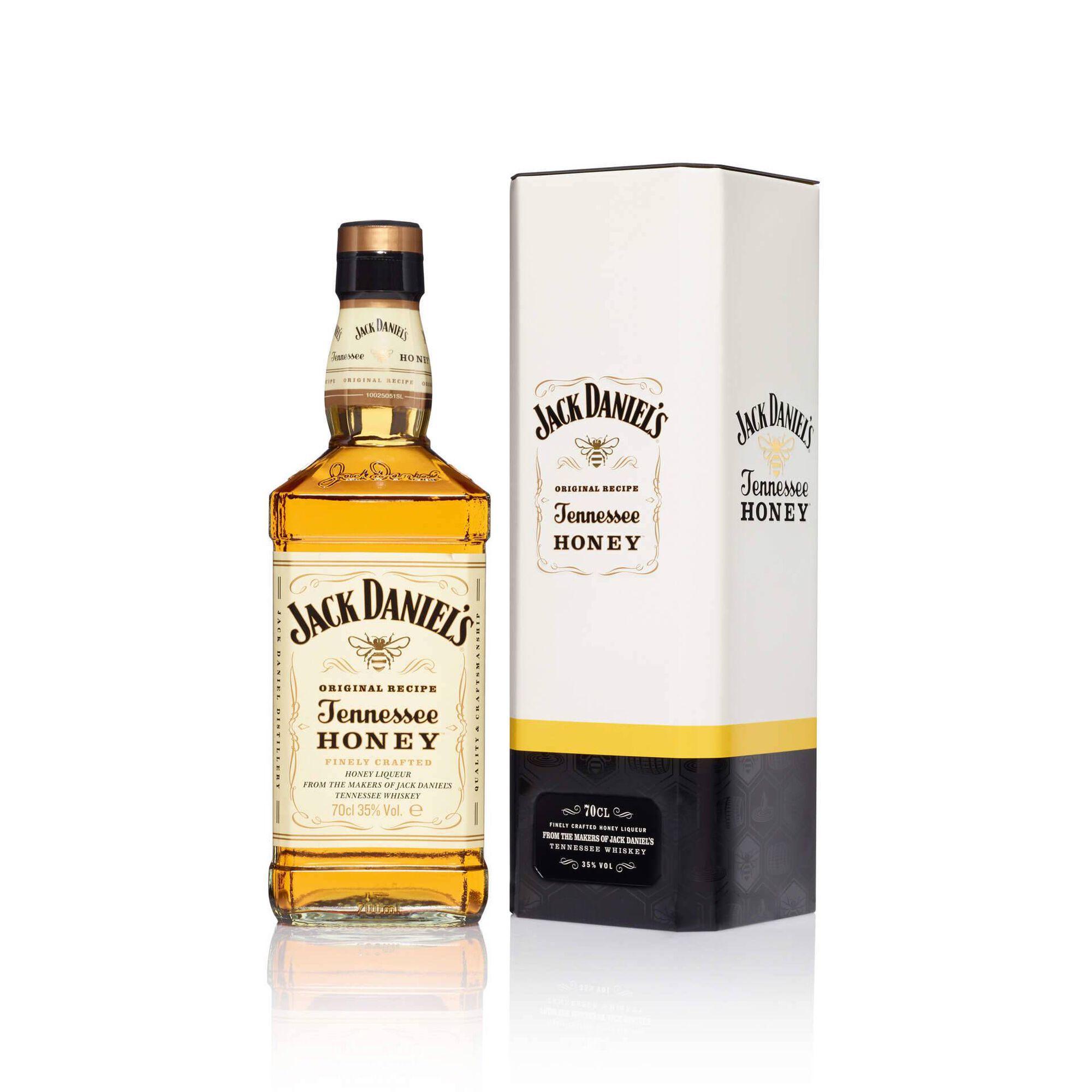 Licor Mel Jack Daniel's