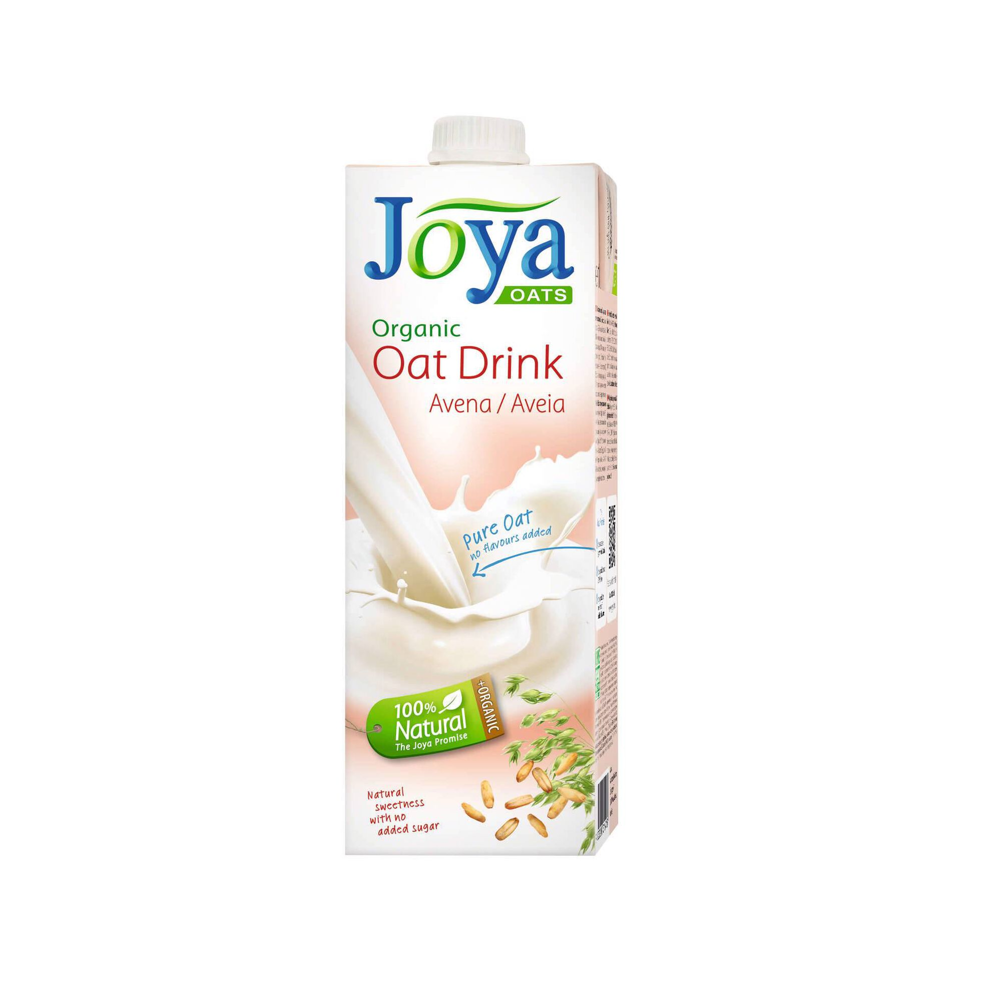 Bebida Vegetal de Aveia Biológica