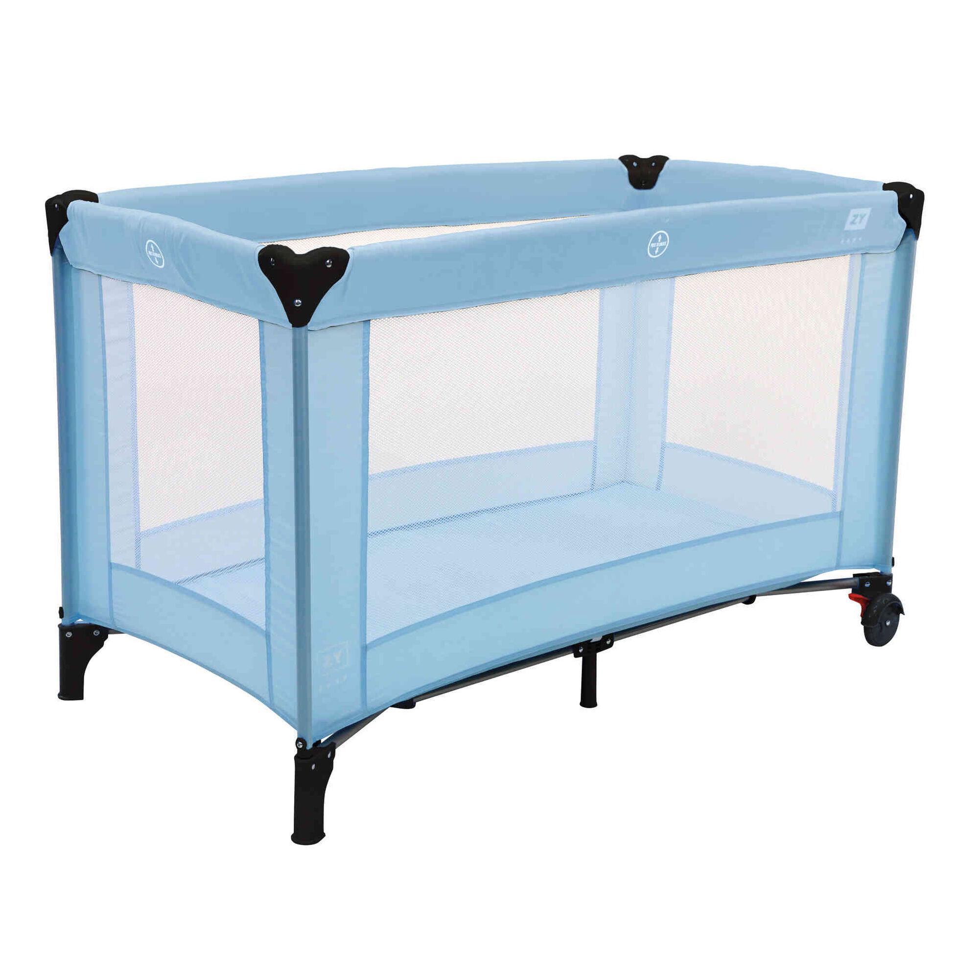 Cama de Viagem Azul Nap Nap Plus