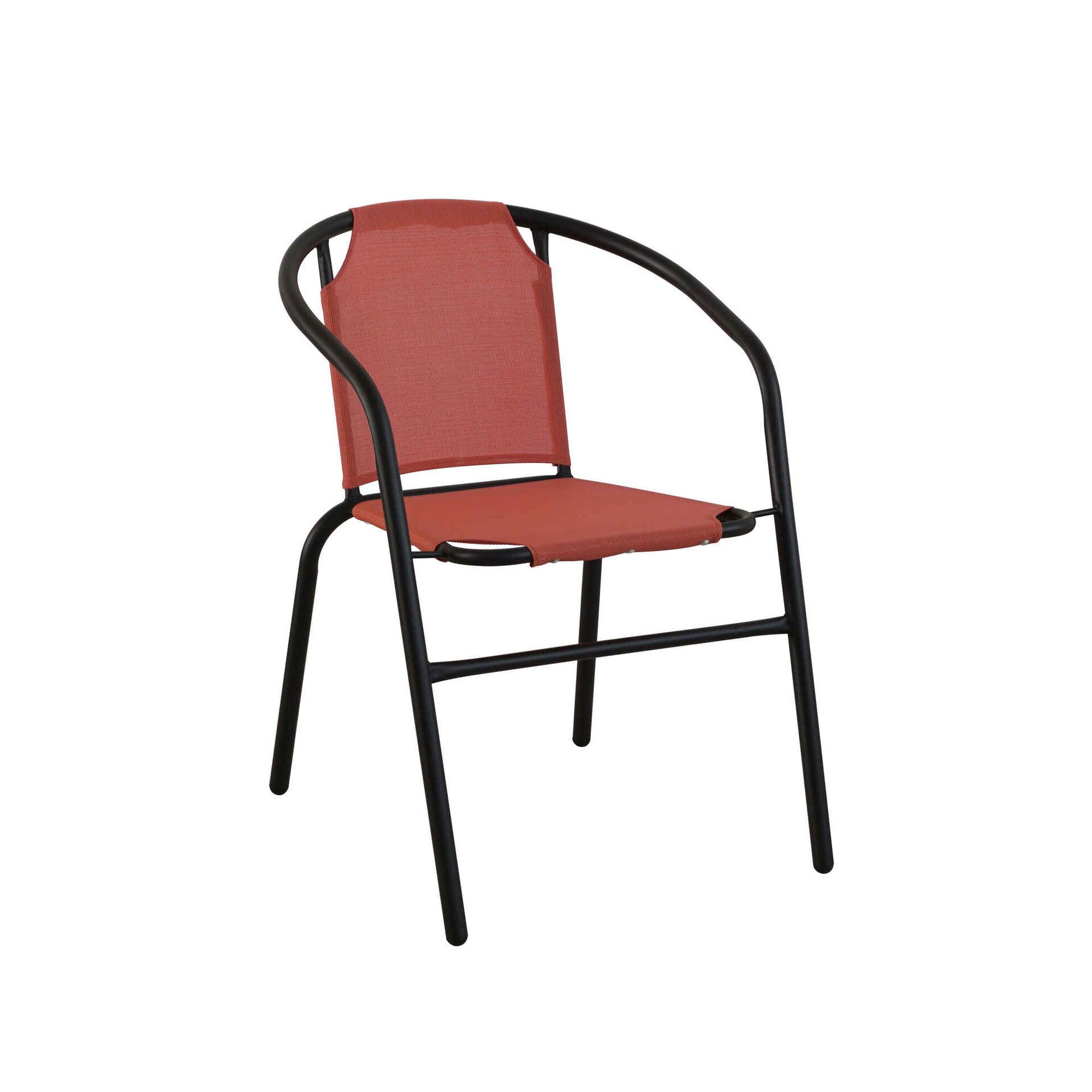 Cadeira de Metal Coral Albufeira