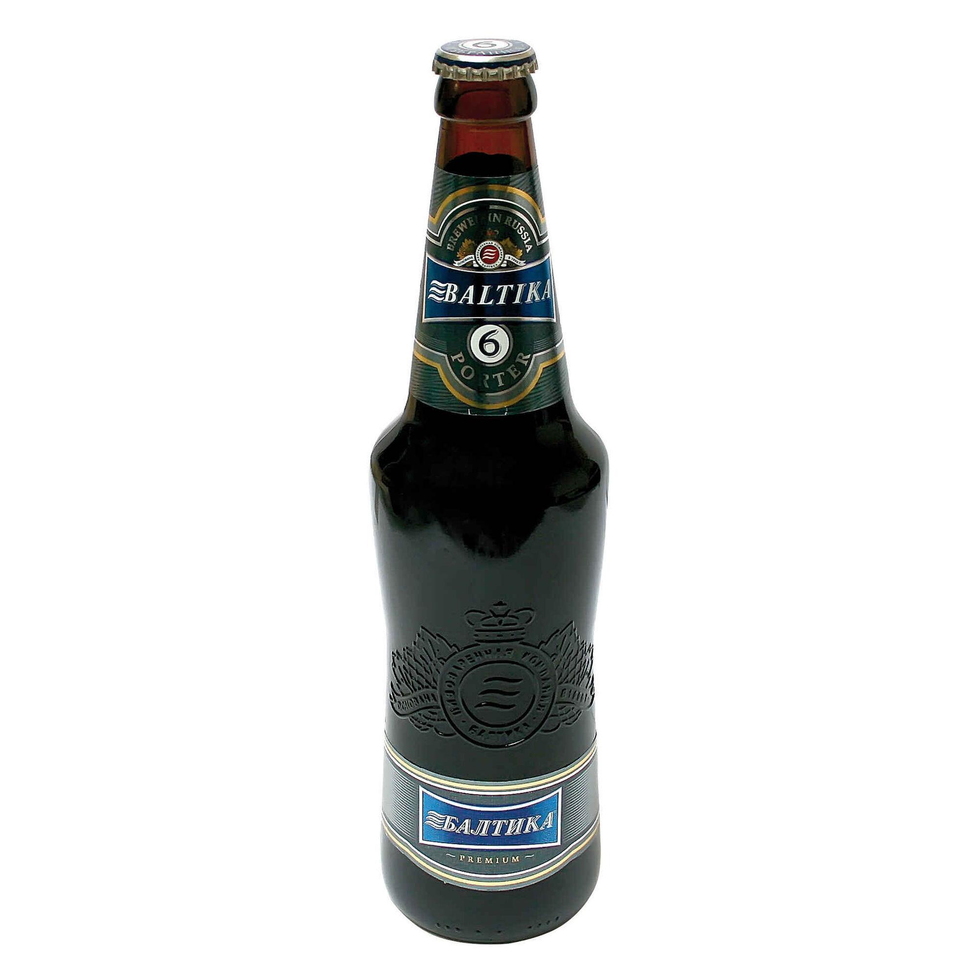 Cerveja com Álcool nº6 Porter