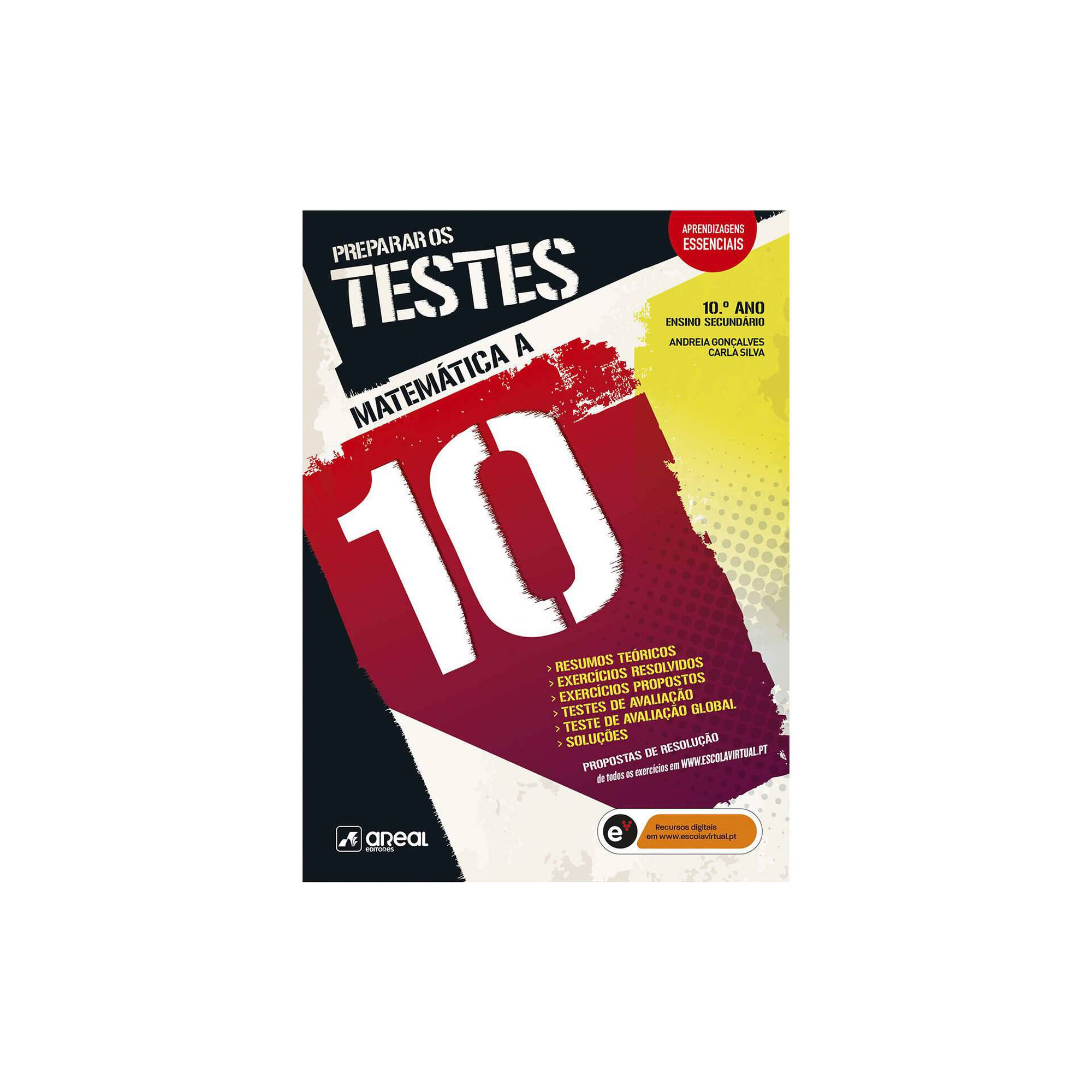 Preparar os Testes - Matemática - 10º Ano