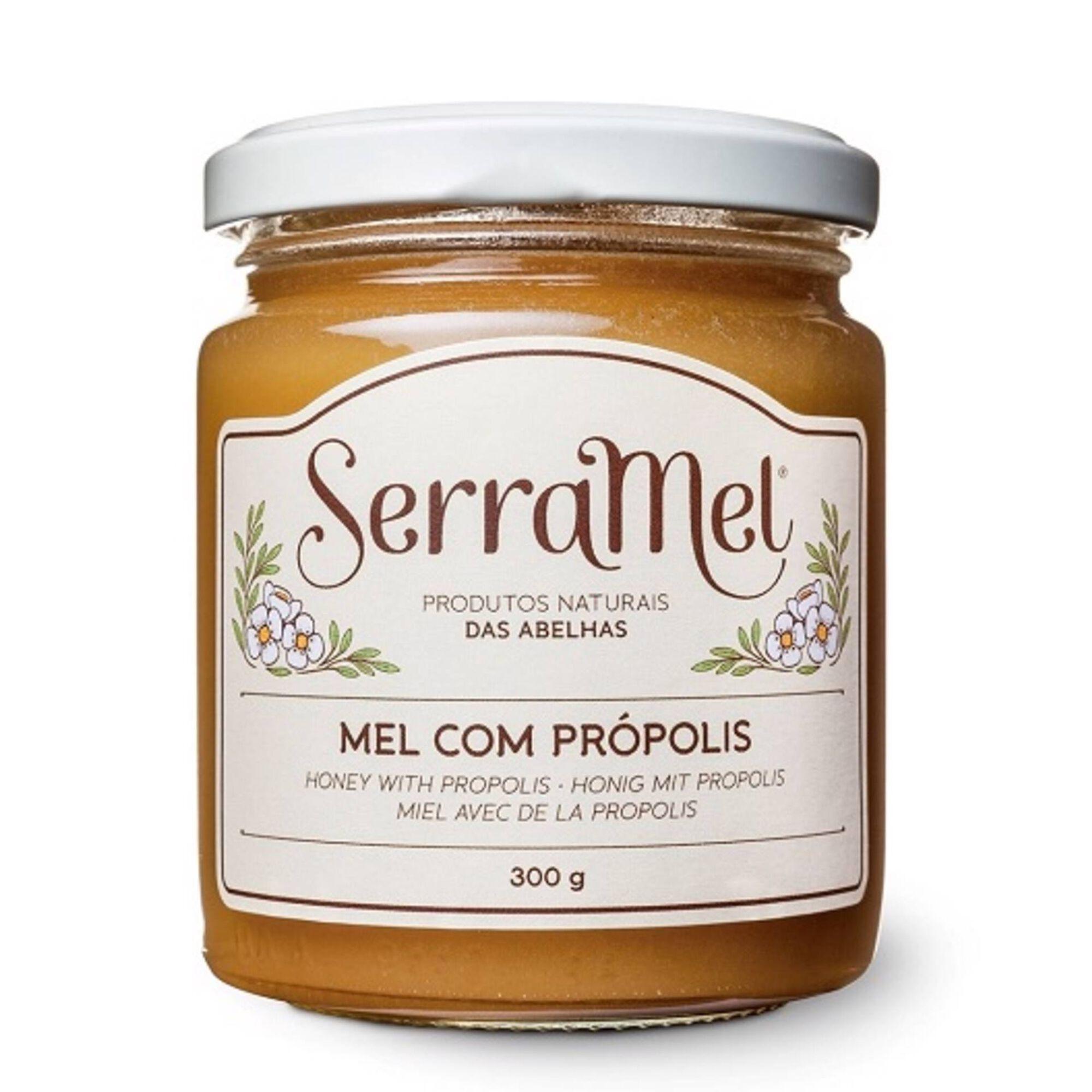 Mel com Própolis