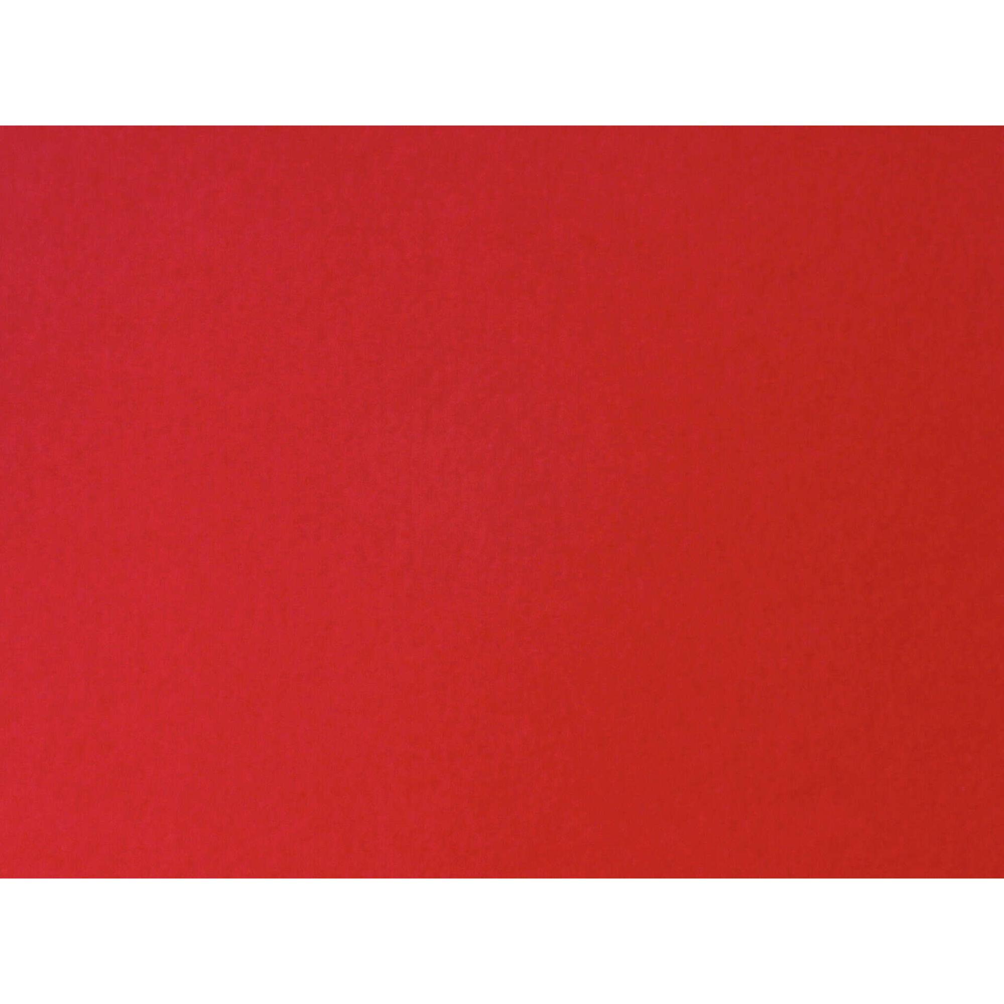 Cartolina Vermelha 50x65cm