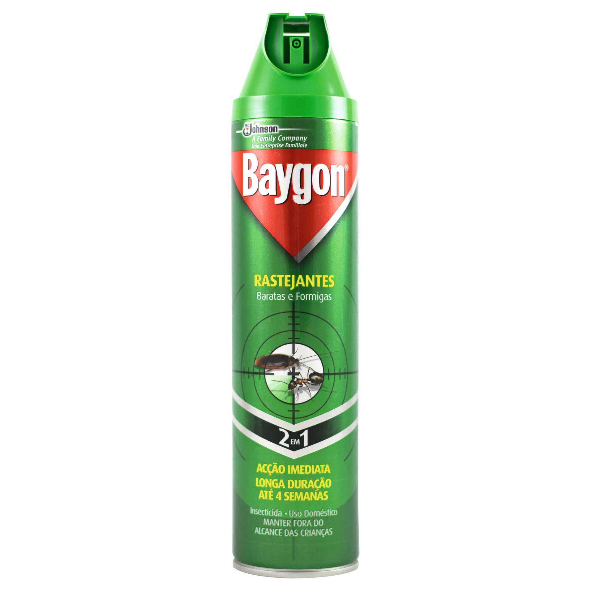 Inseticida Spray Rastejantes