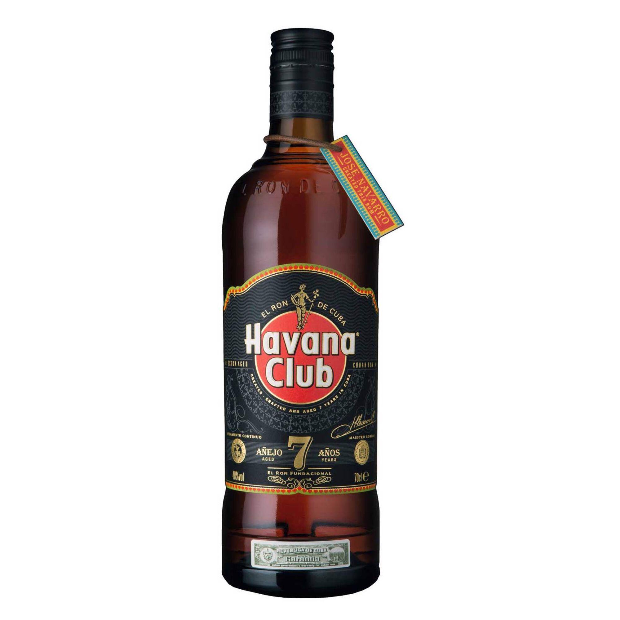 Rum Hanava Club 7 Anos