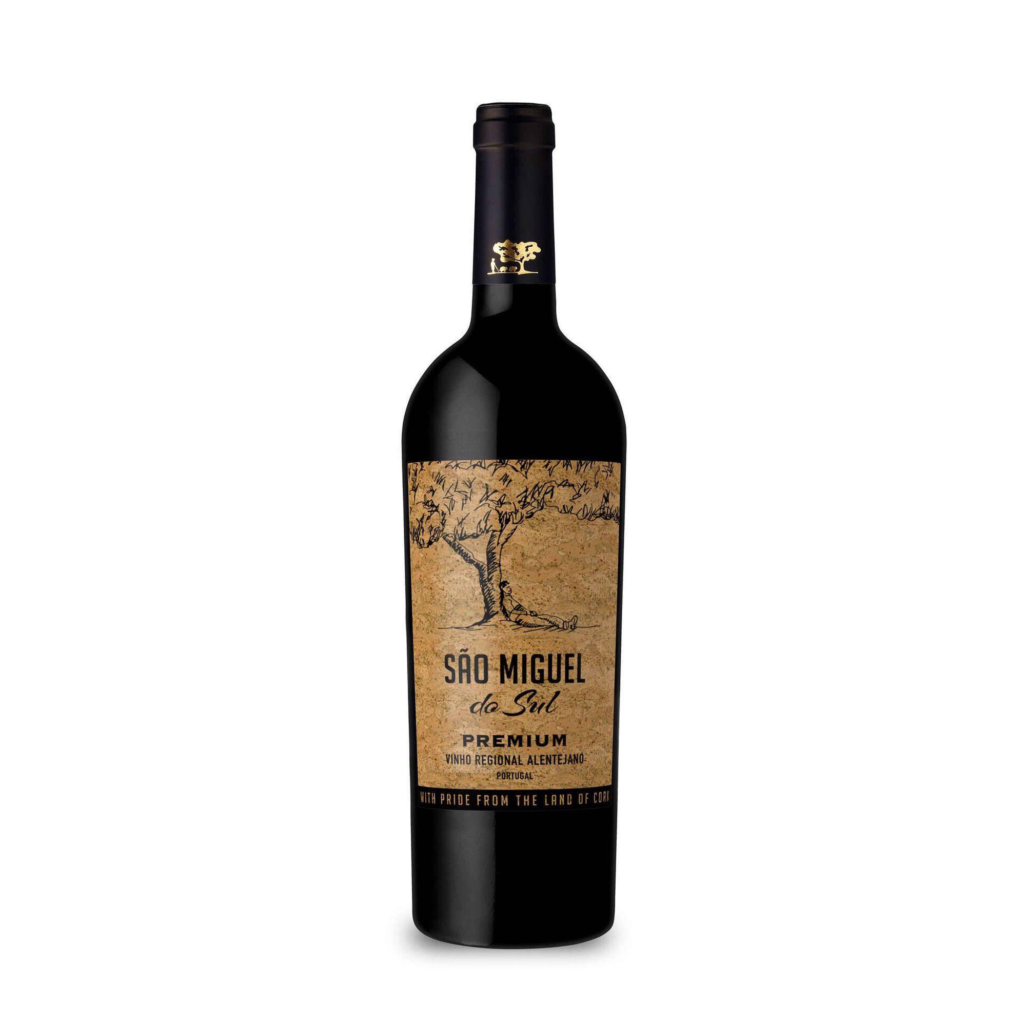 São Miguel do Sul Premium Regional Alentejano Vinho Tinto