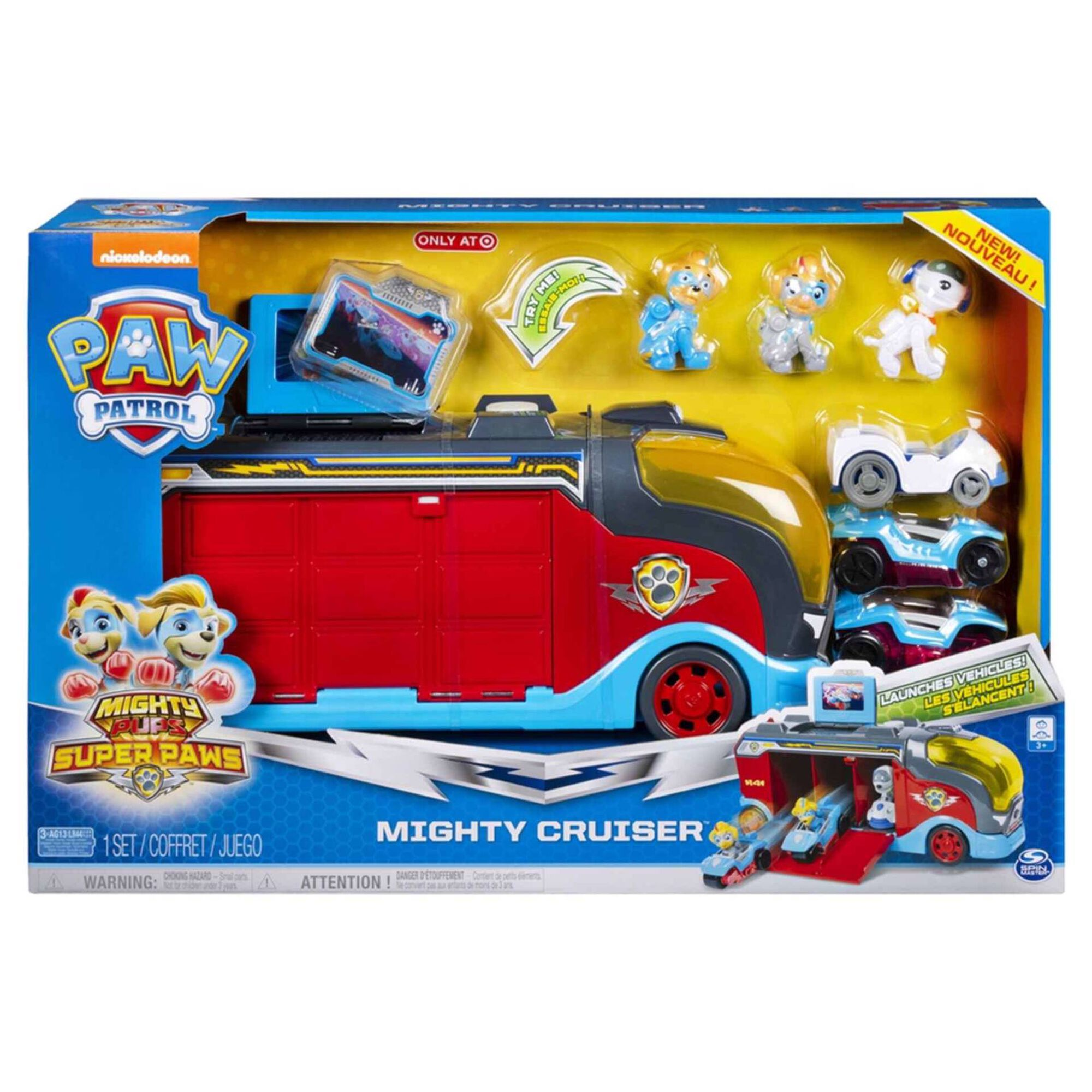 Camião Mighty Cruiser