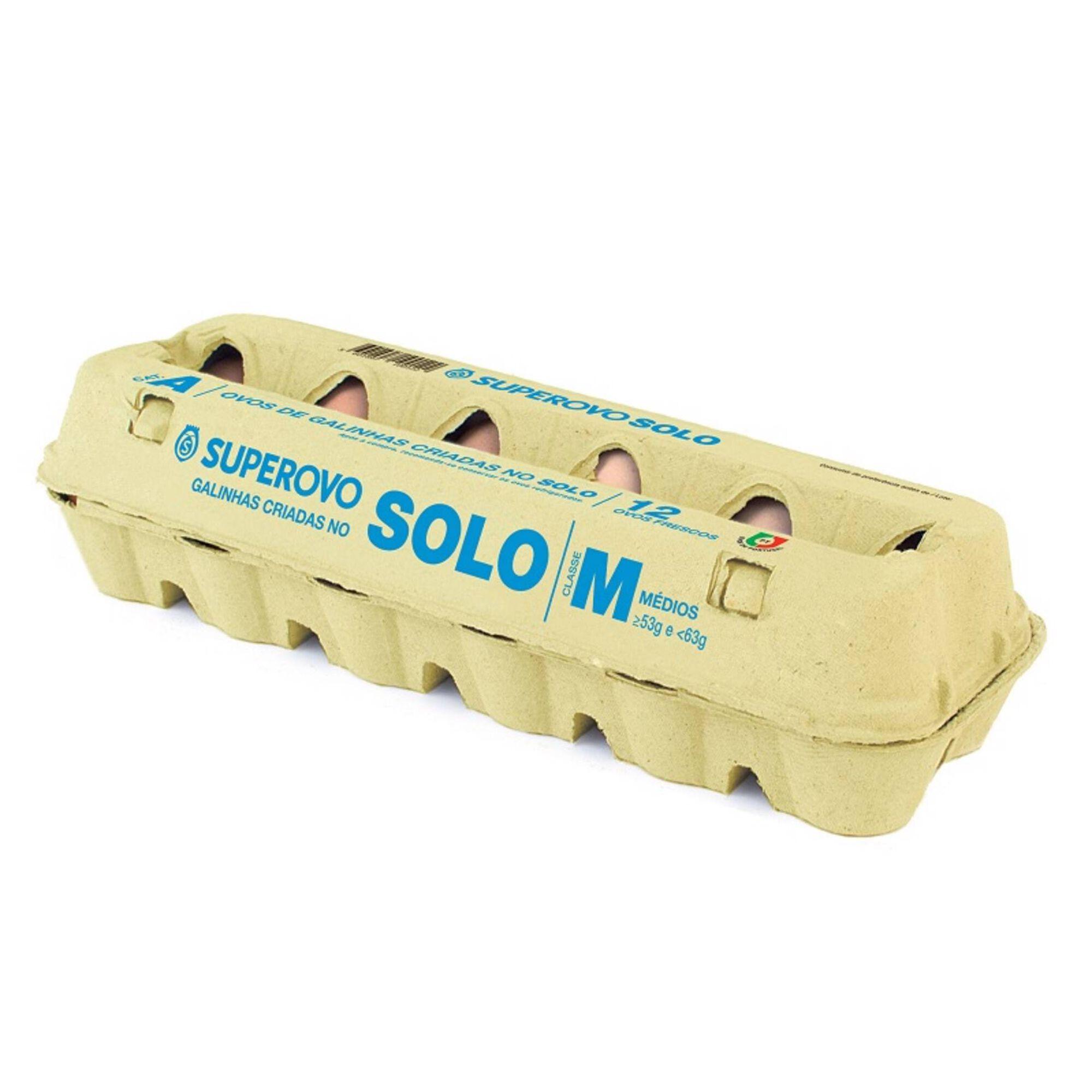 Ovos de Solo Classe M