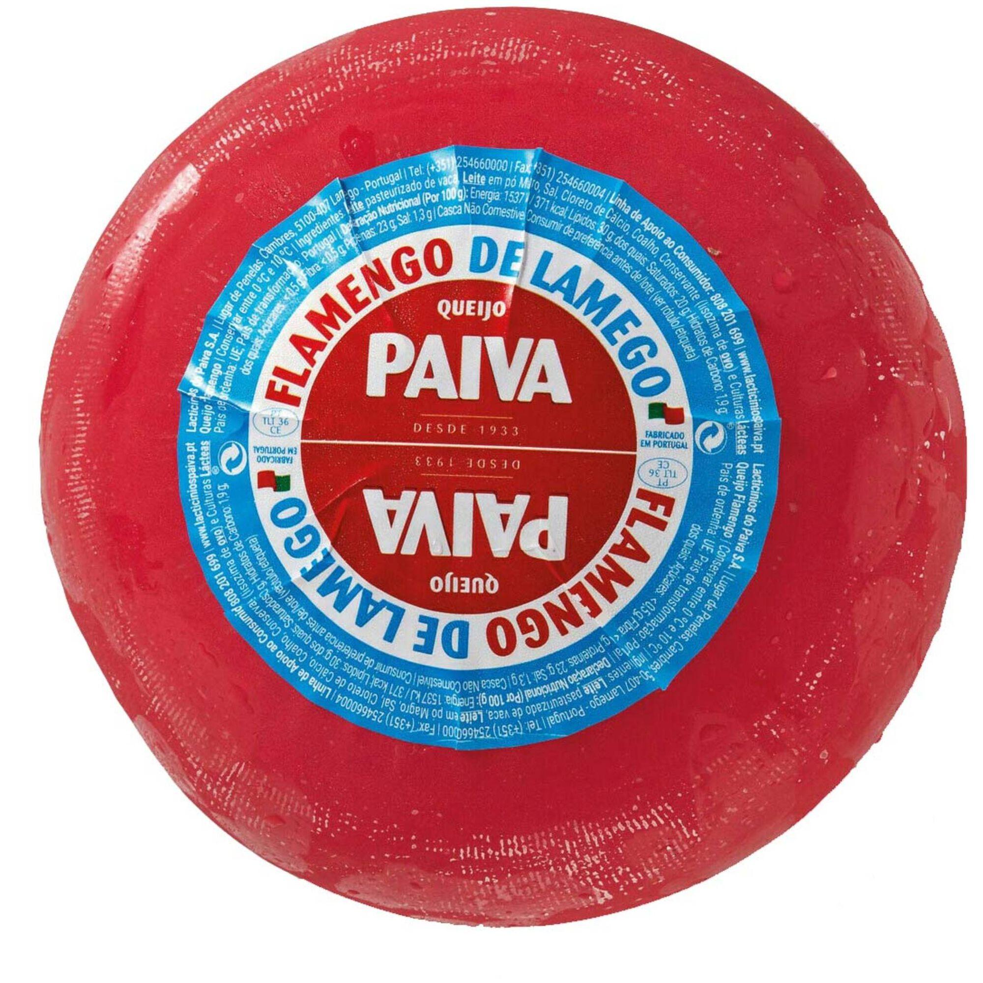 Queijo Flamengo Bola Inteiro