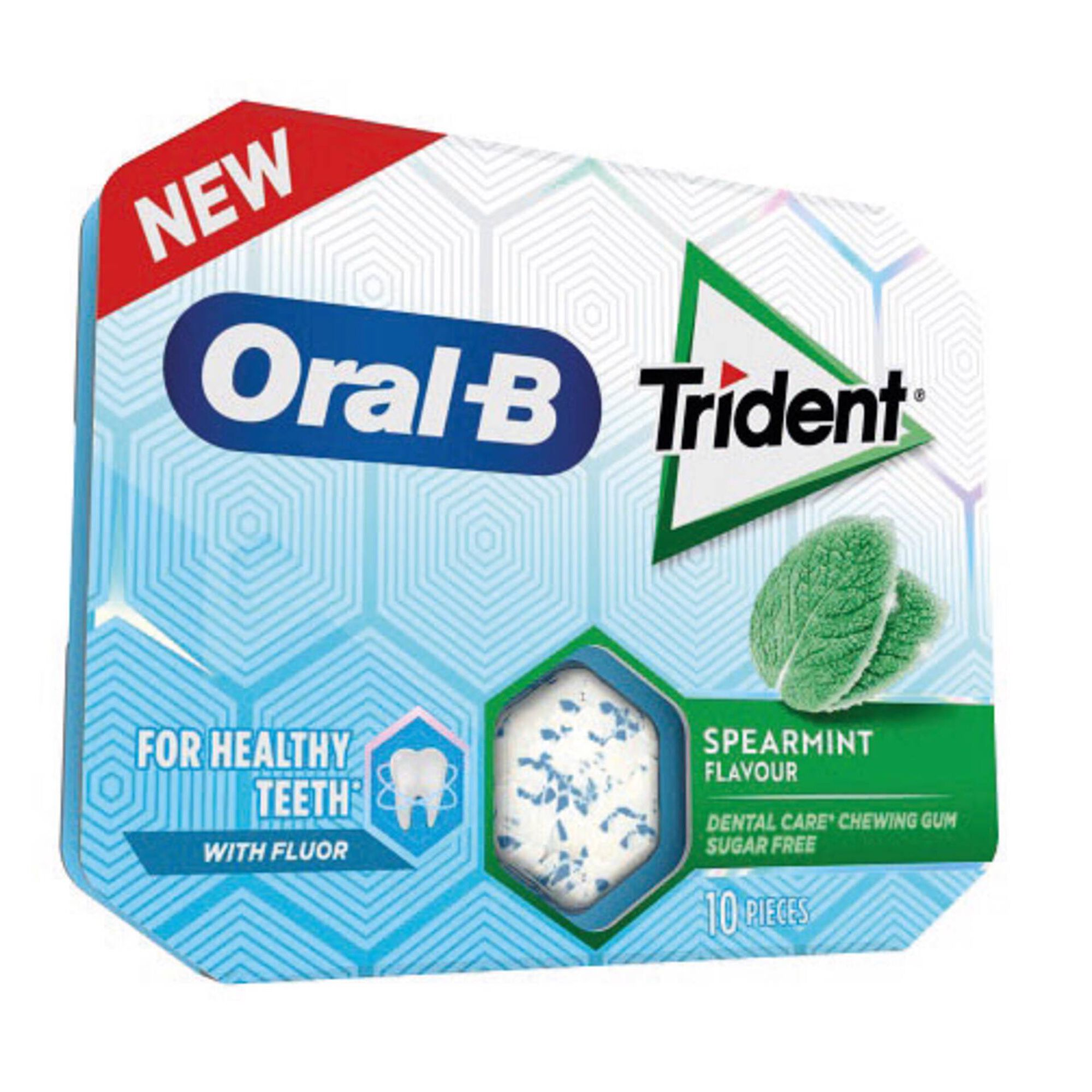 Pastilhas Elásticas Oral-B de Spearmint