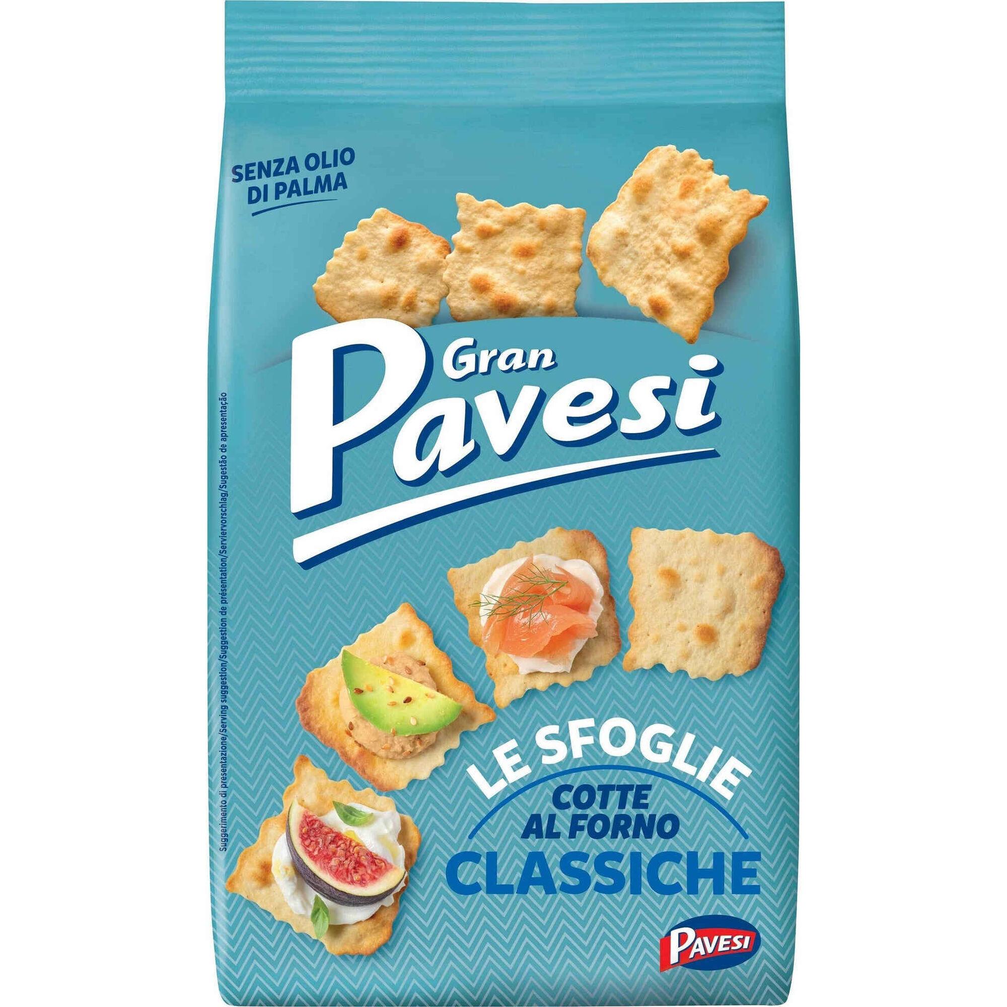 Bolachas Crackers Folhas Clássico